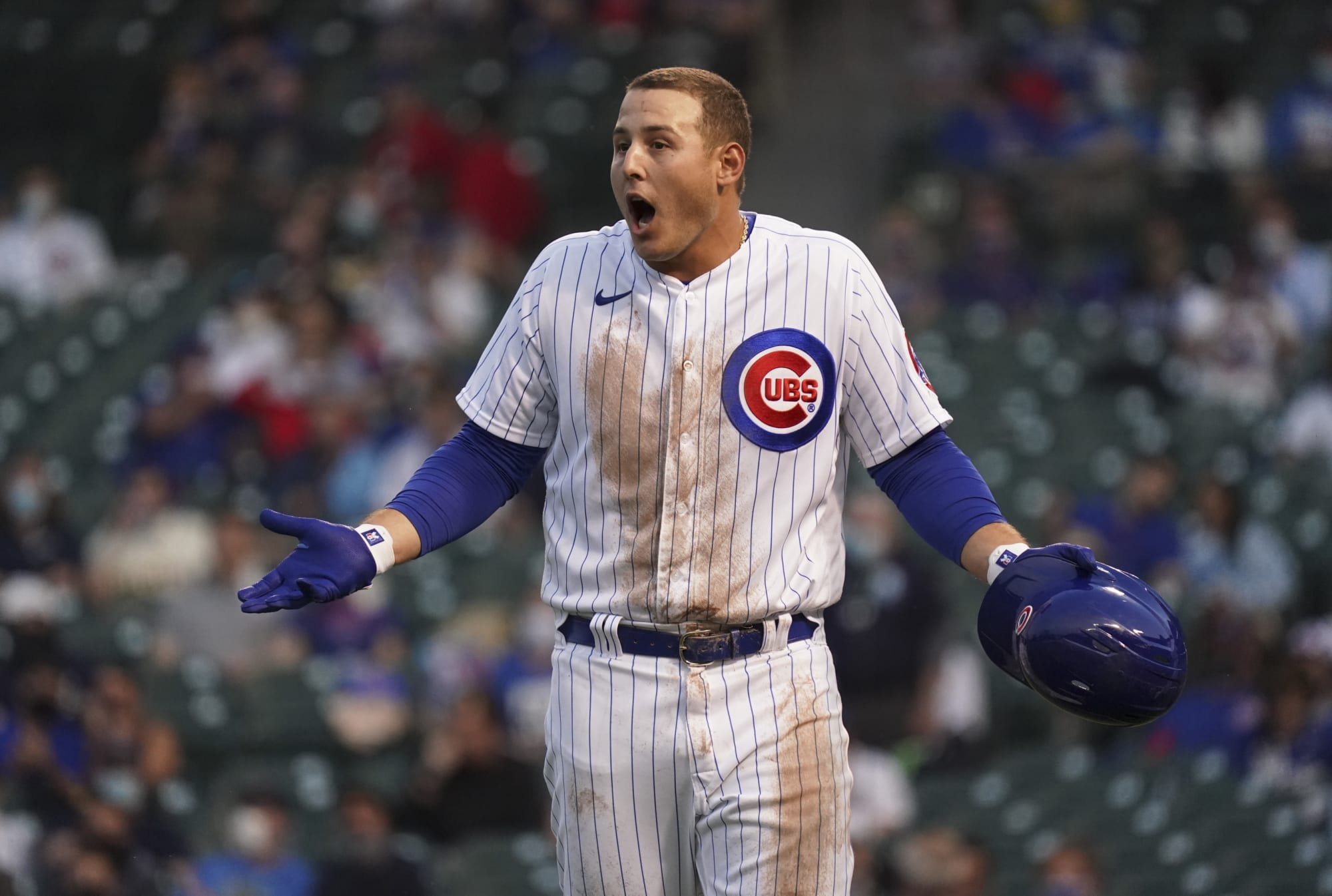 Chicago Cubs: Statcast shows Rizzo and Happ are due