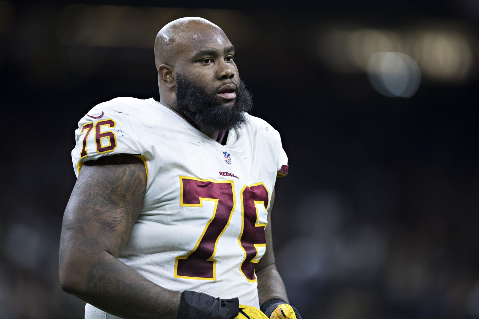 Chicago Bears: Morgan Moses would be a solid addition for 2021