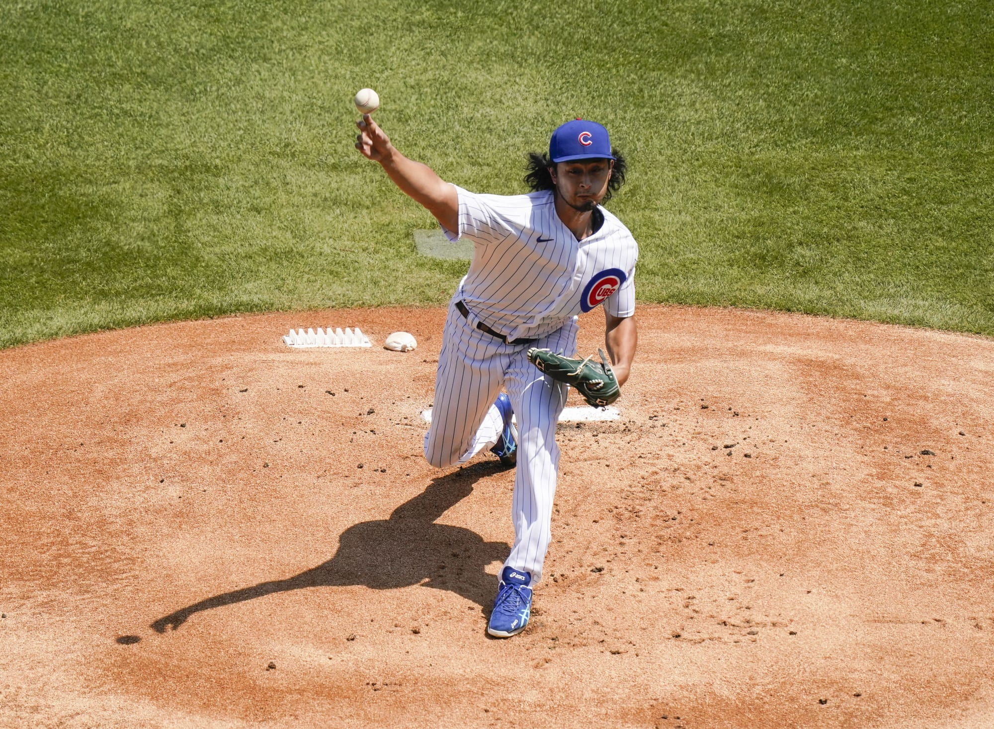 Chicago Cubs: Yu Darvish only part of problem in loss to Brewers