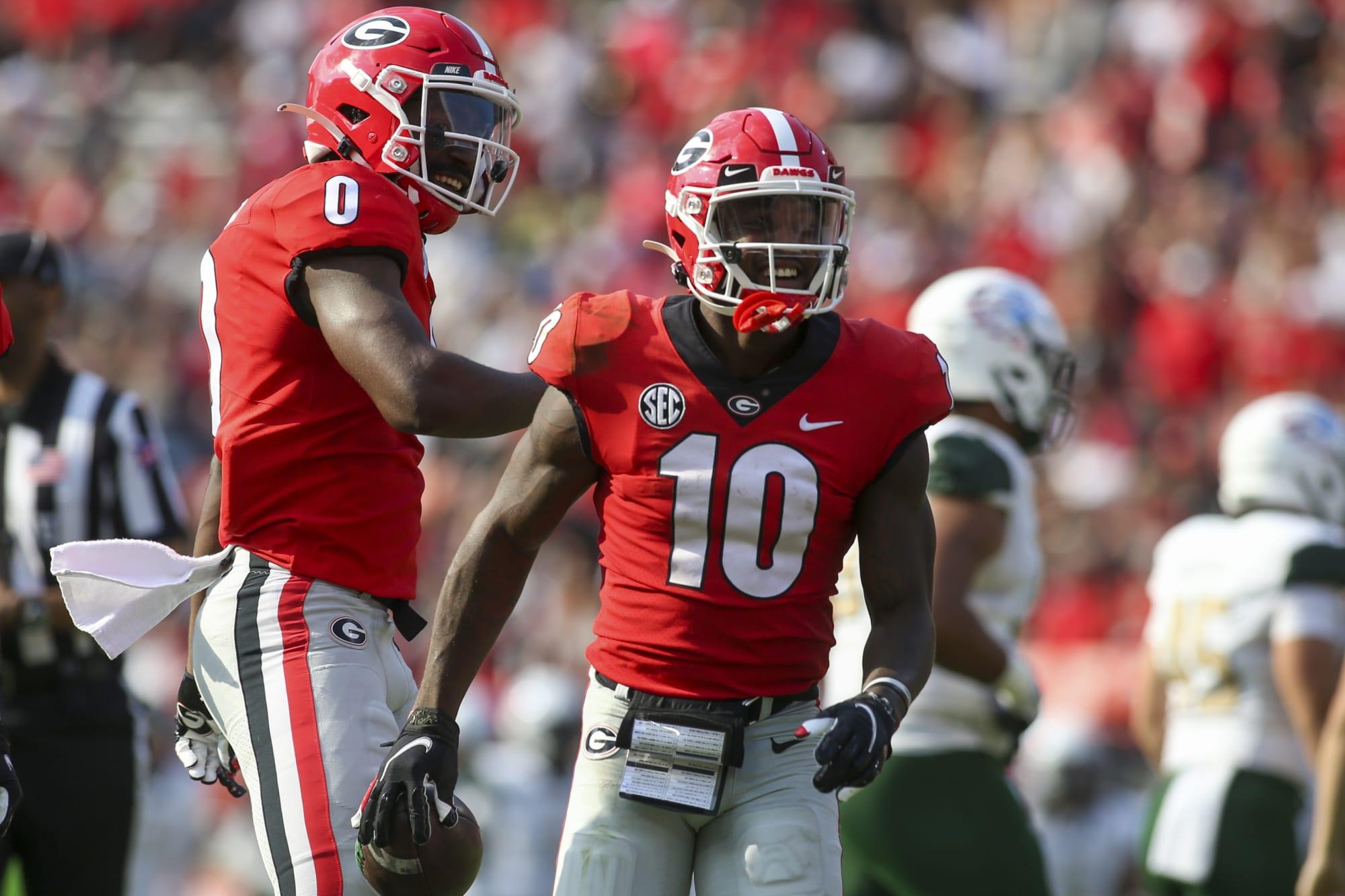 Georgia Football: Bulldogs' health is on the right track