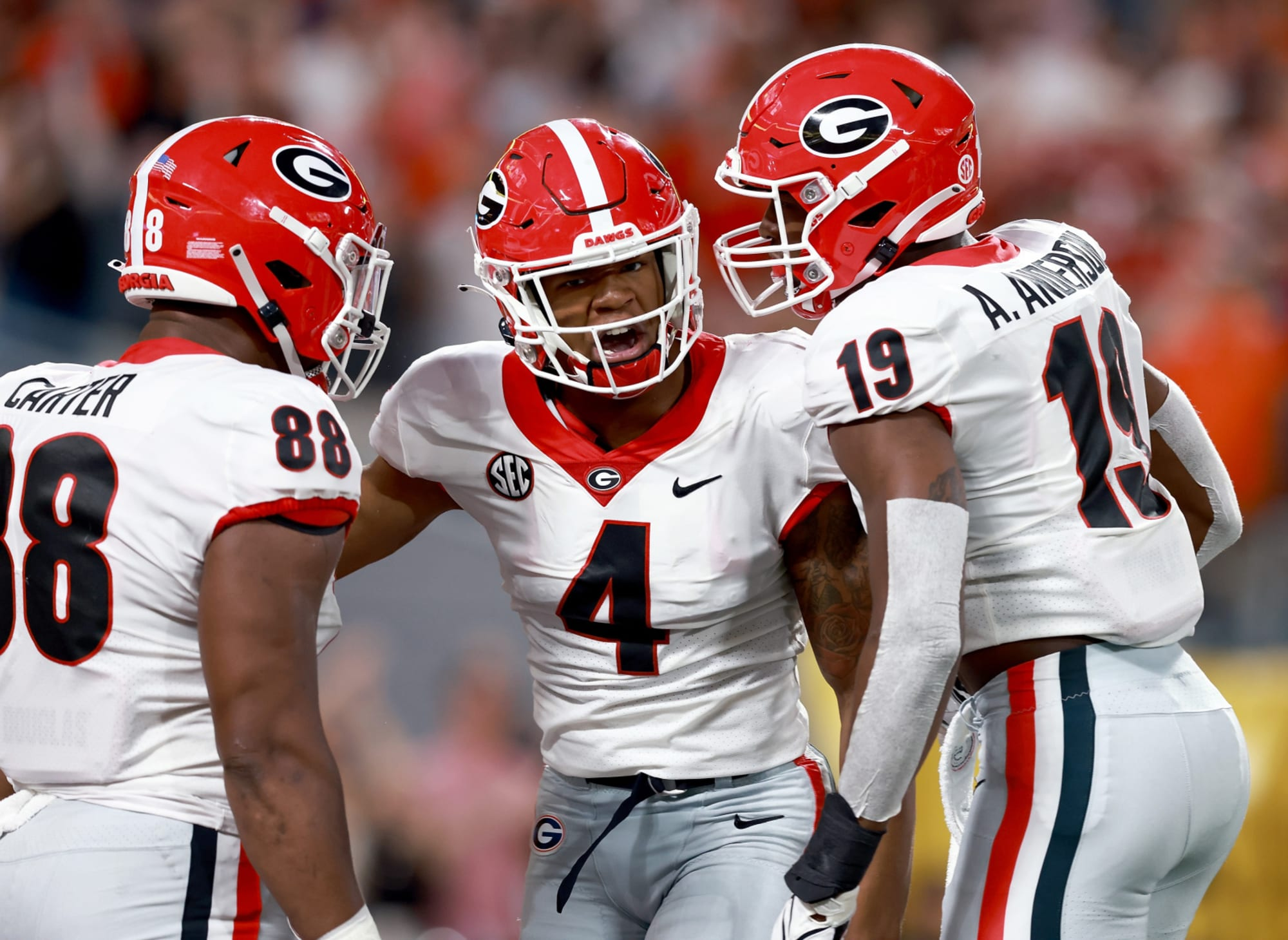 Georgia Football: 3 offensive Dawgs poised for a big game vs Vandy