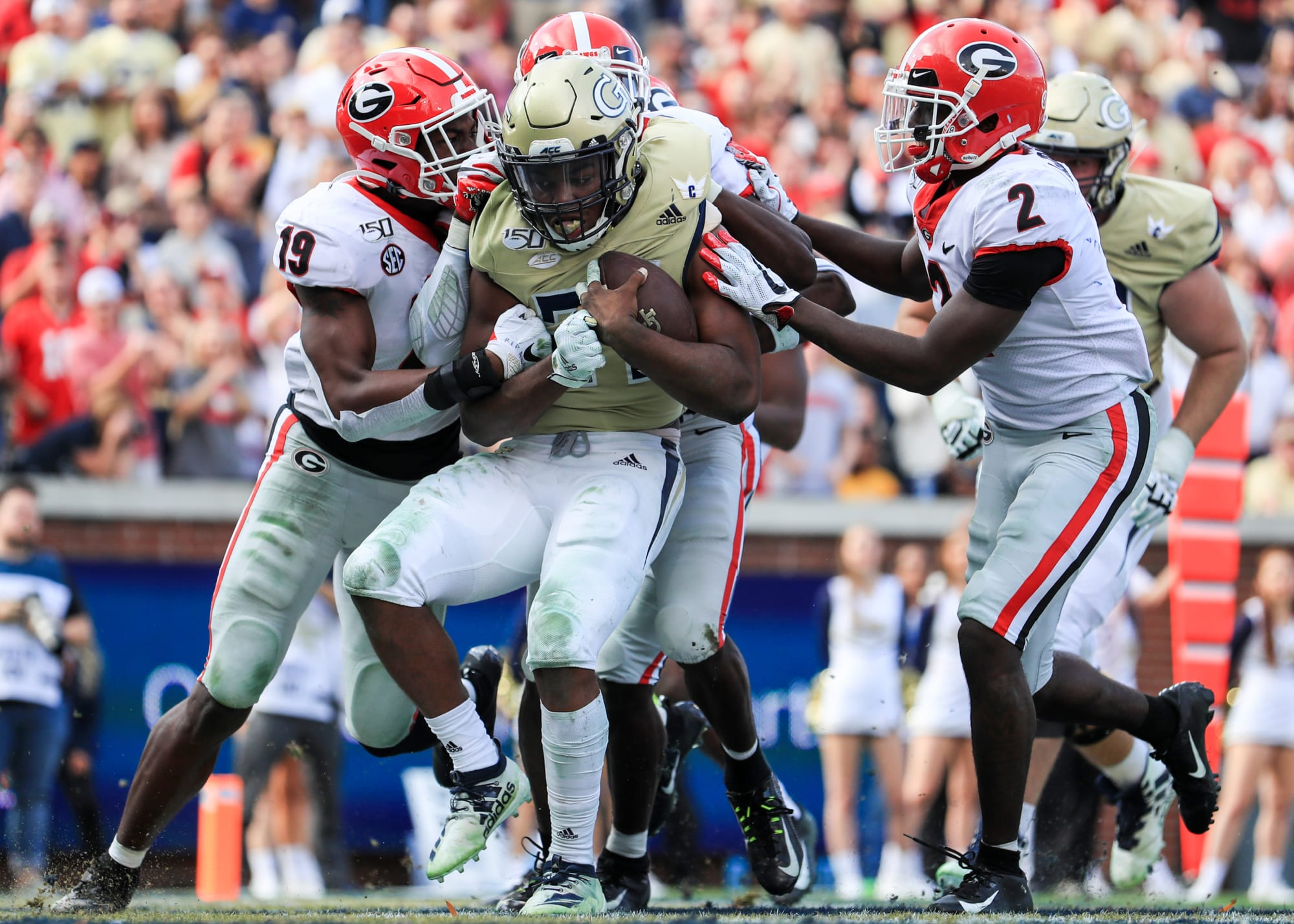 UGA football news: 'Clean, Old-Fashioned Hate' may have to take a year off