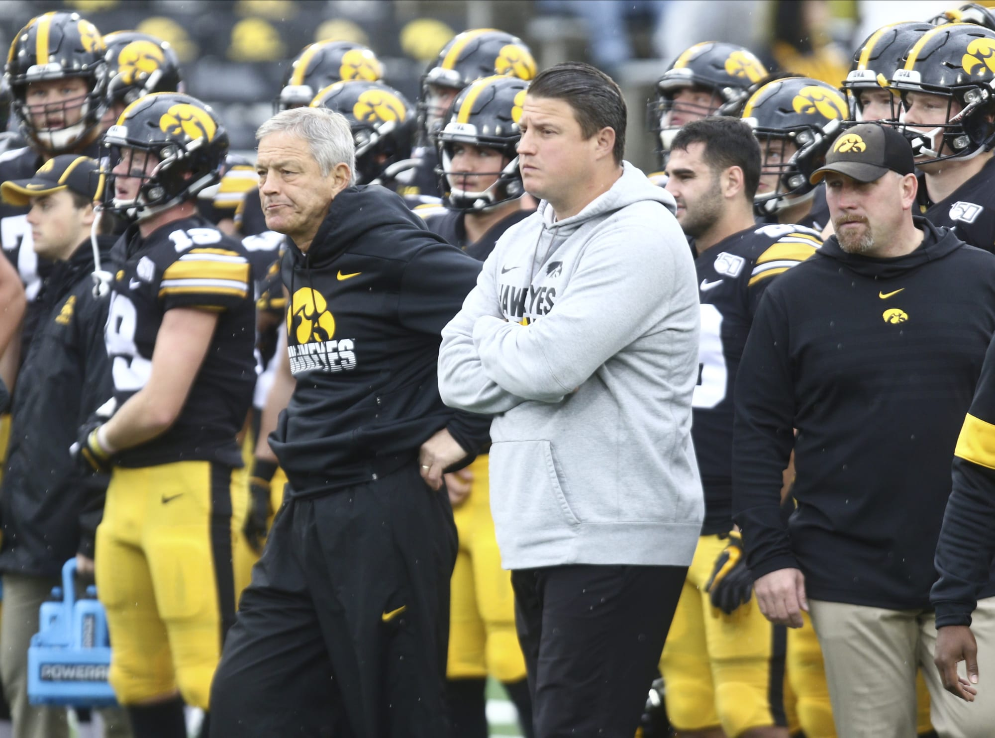 Iowa Football: Hawks stiff schedule could lead to disappointing 2020