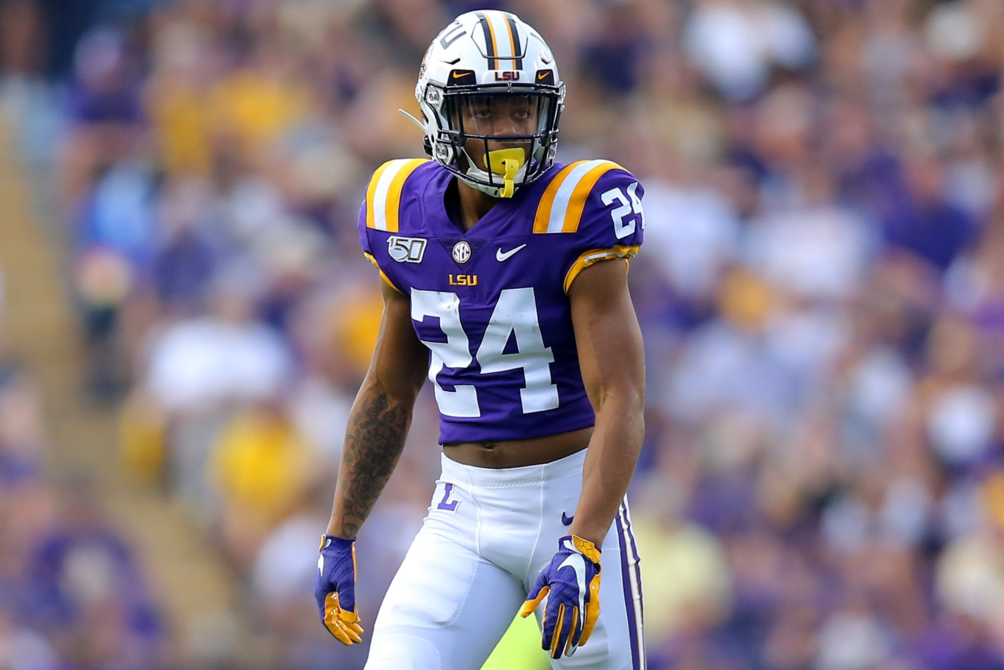 Lsu Football S Young Cornerback Duo Will Be Most Impressive In The Nation