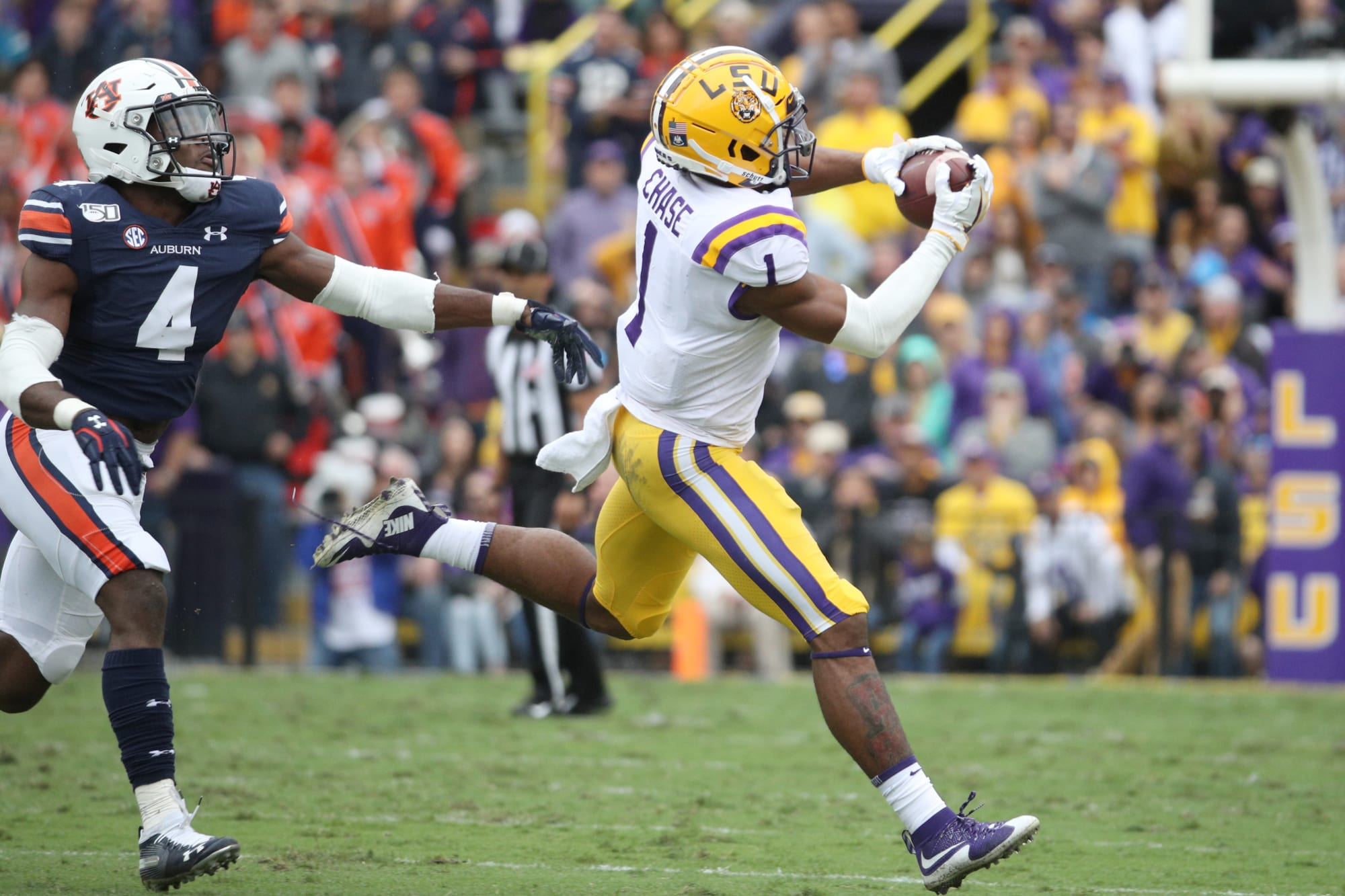 LSU Football: The first sign that analysts are starting to believe in the Tigers longterm