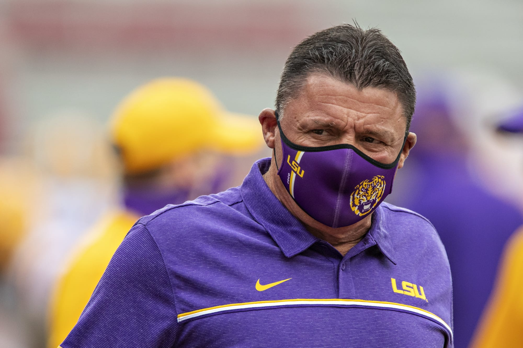 LSU Football: Ed Orgeron threw some serious shade after loss to Texas A&M