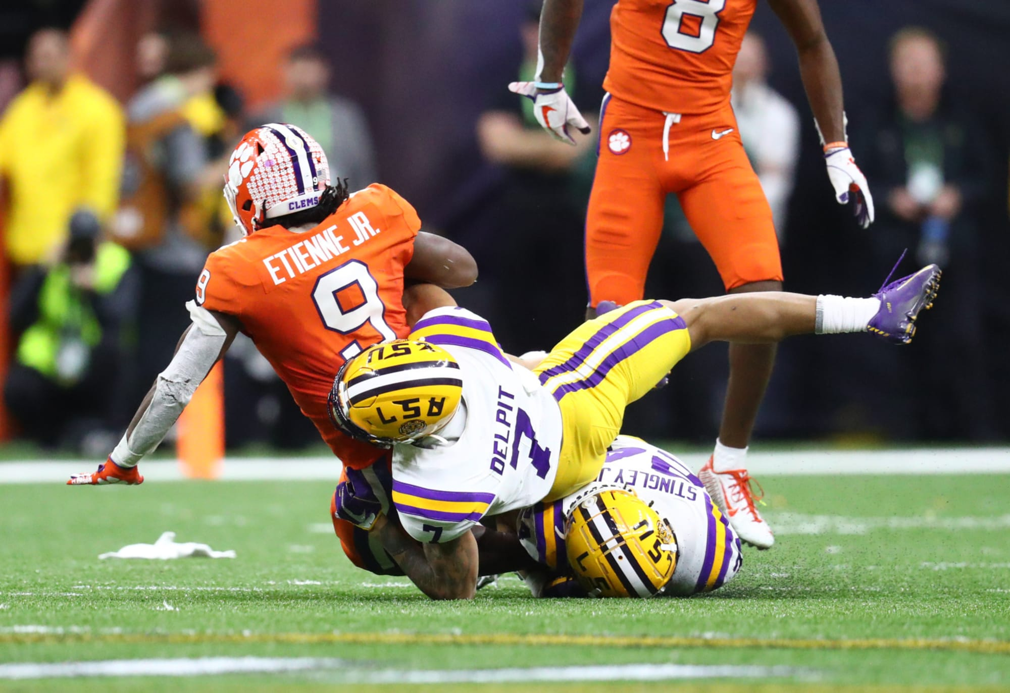 Could LSU football have another Travis Etienne situation brewing?