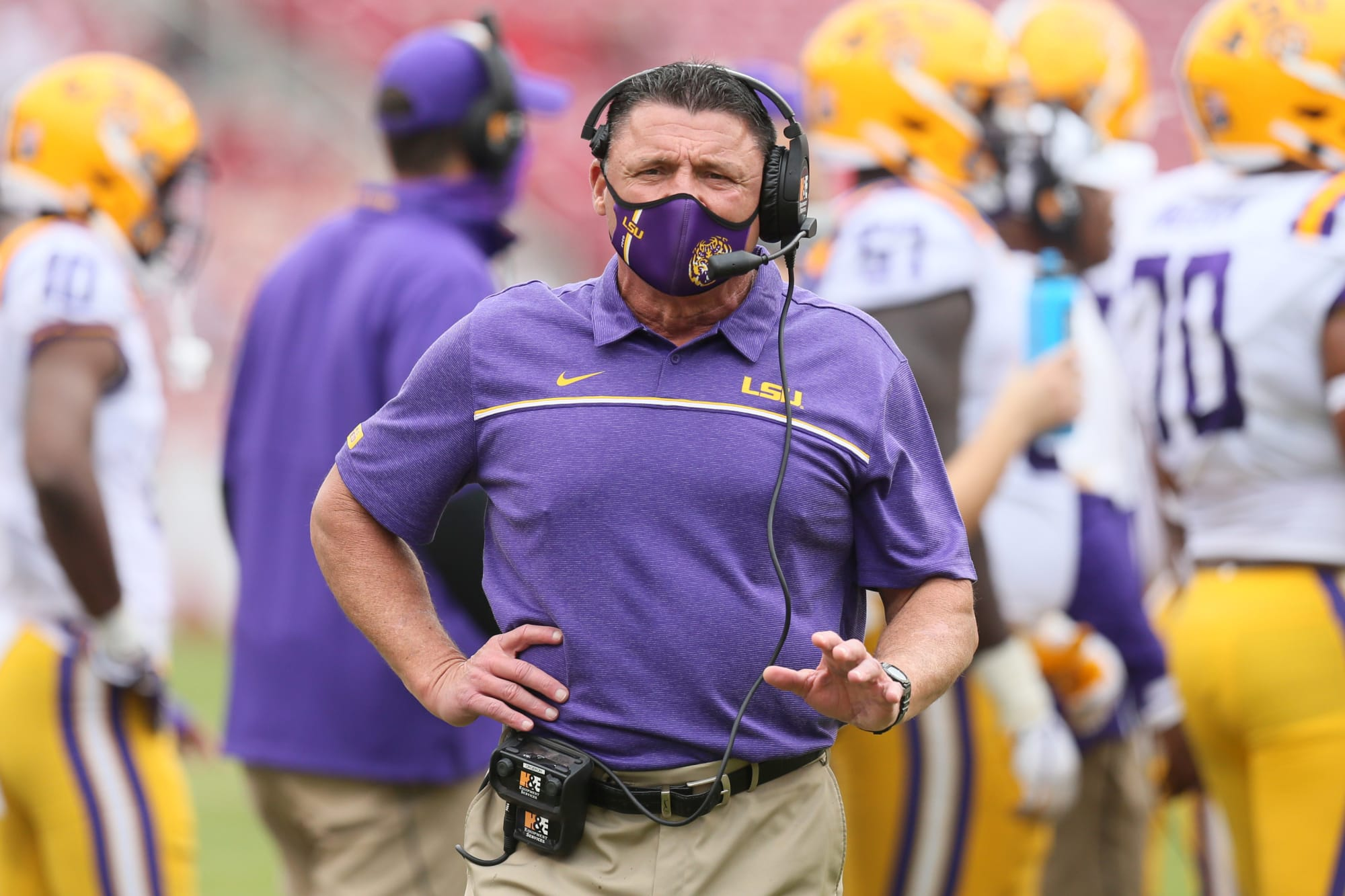 LSU Football: How the SEC is on verge of making a mockery of College Football Playoff