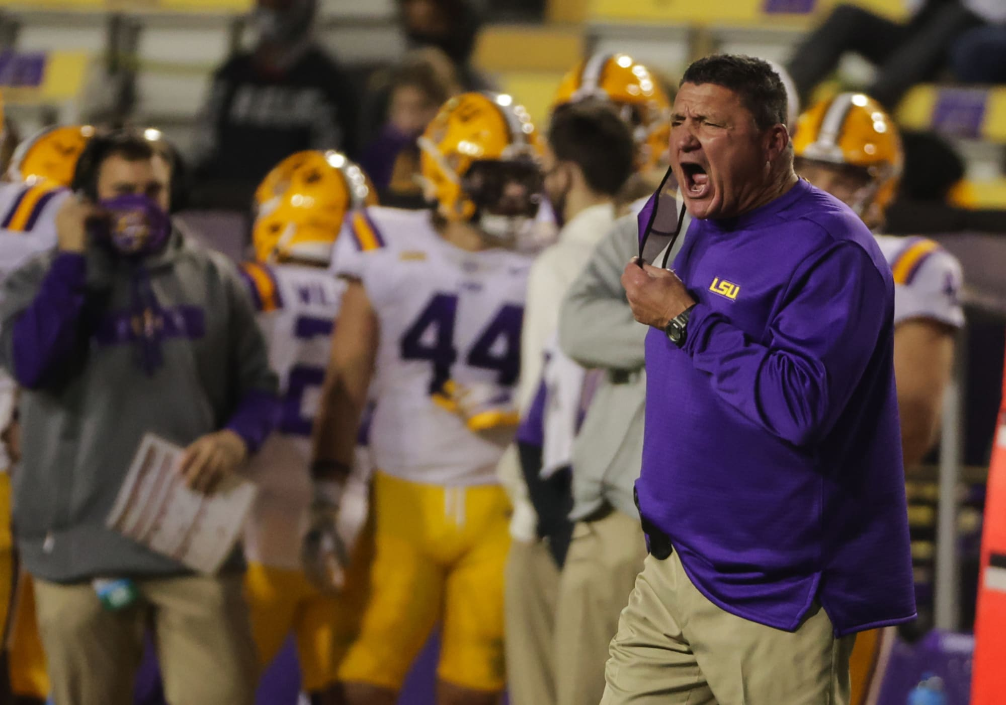LSU Football: Ranking the QBs most likely to transfer out of Baton Rouge