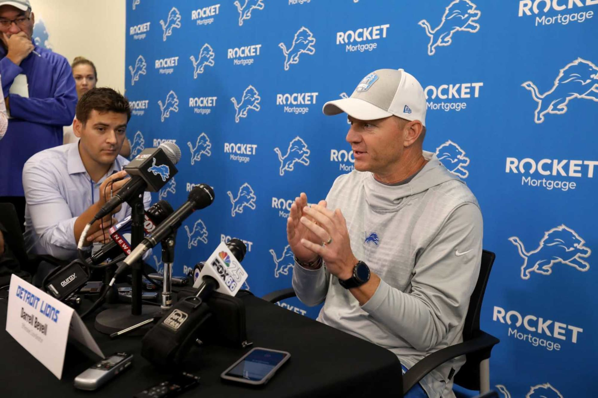 Detroit Lions News: Darrell Bevell accidently spilled the beans