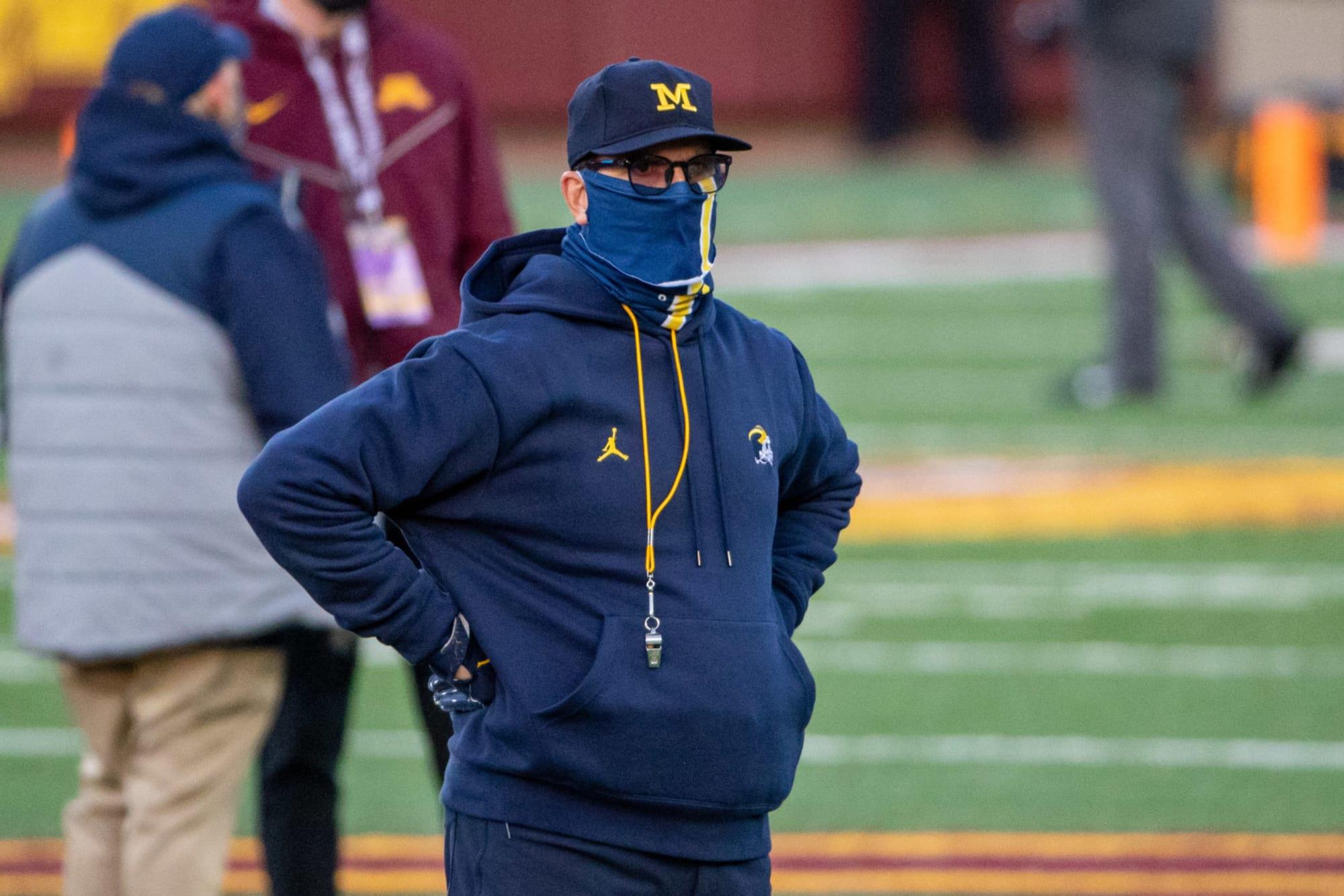 Michigan Football: It's time to fire head coach Jim Harbaugh