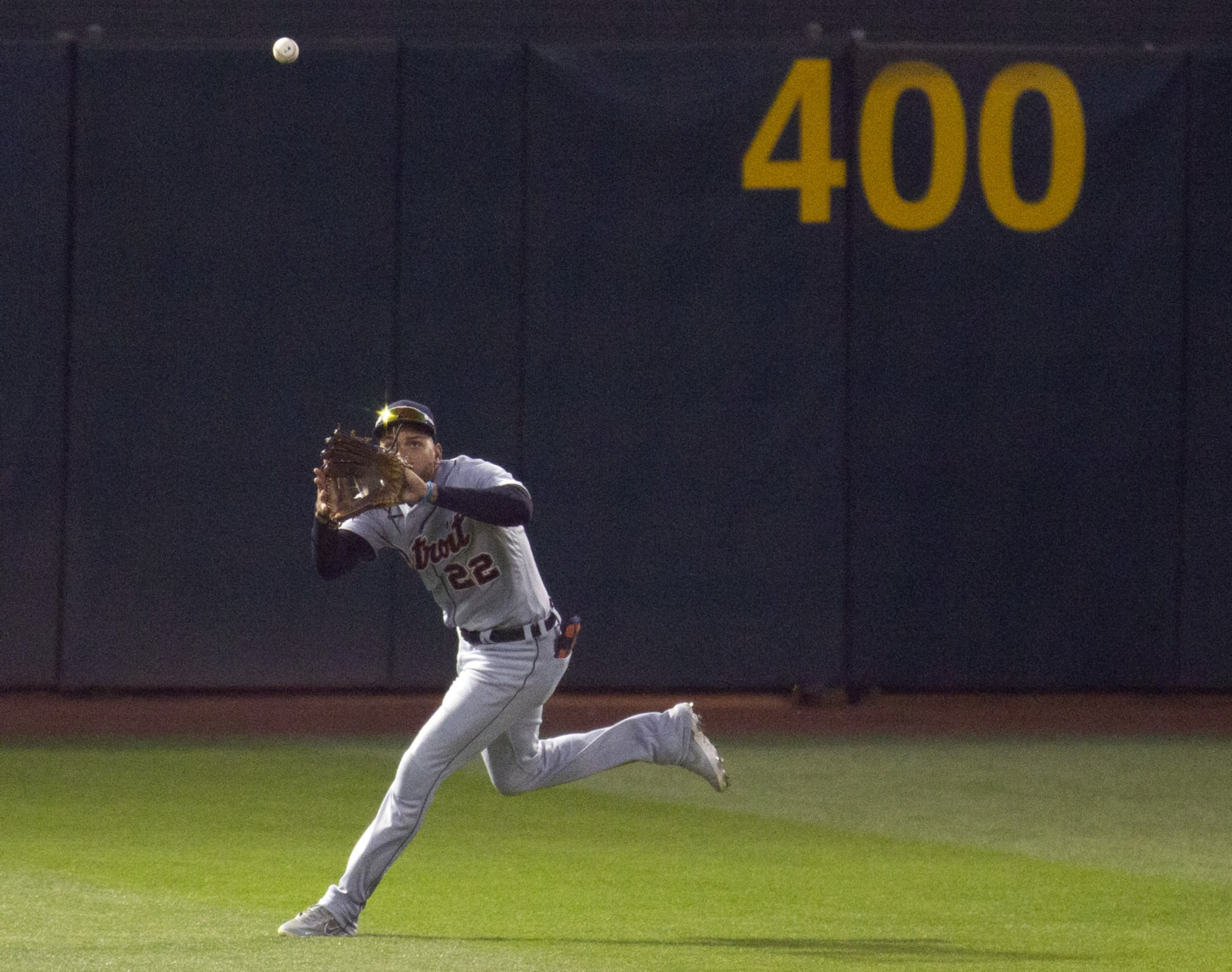 Detroit Tigers: Nomar Mazara's injury opens door for Victor Reyes
