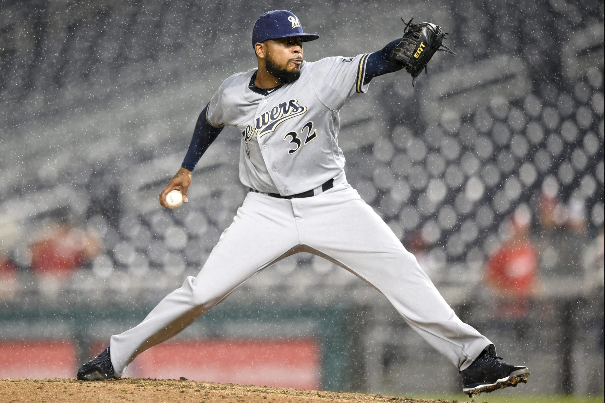 Washington Nationals trolled by Jeremy Jeffress in questionable tweet