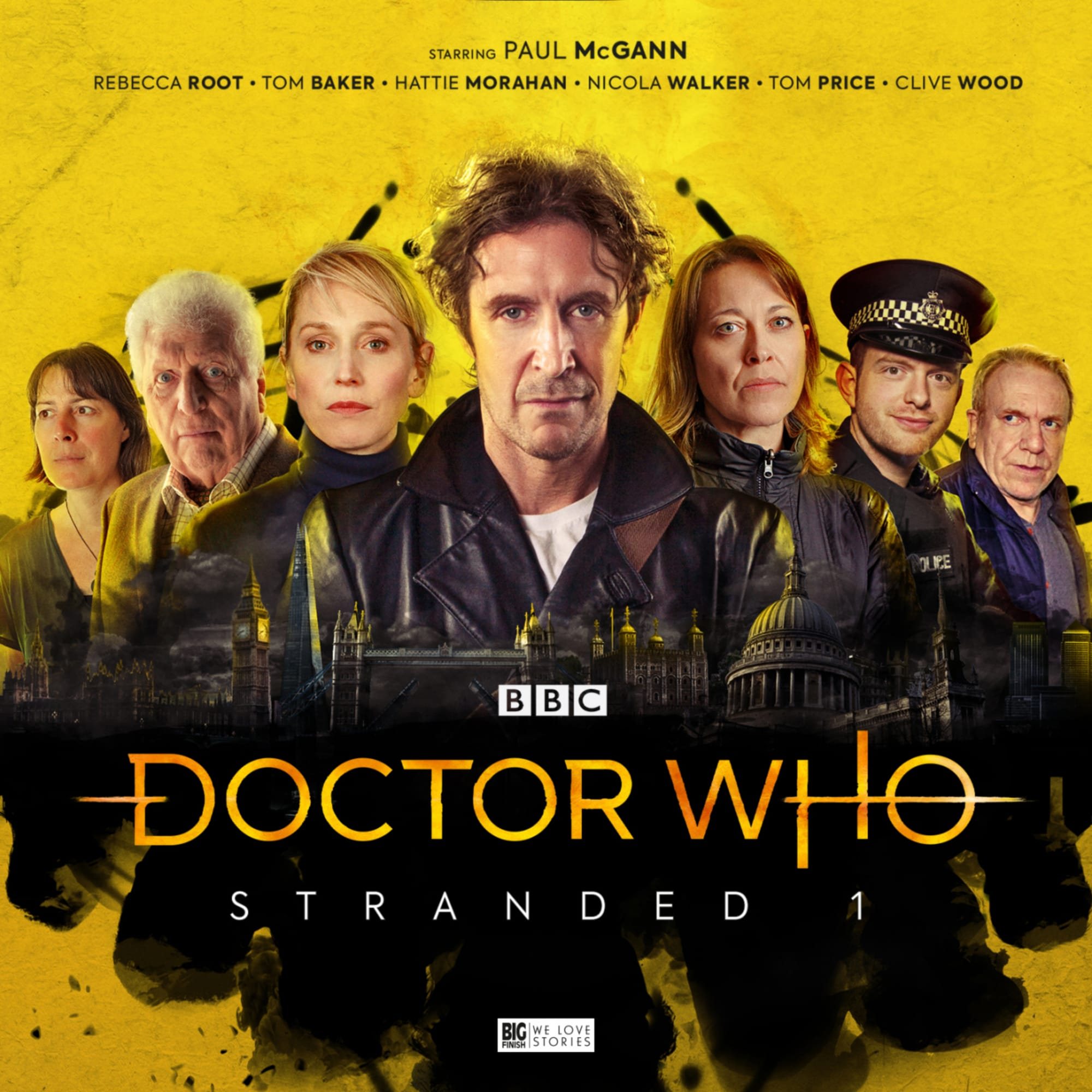 Doctor Who review: Stranded 1 begins a completely fresh era for the Eighth Doctor