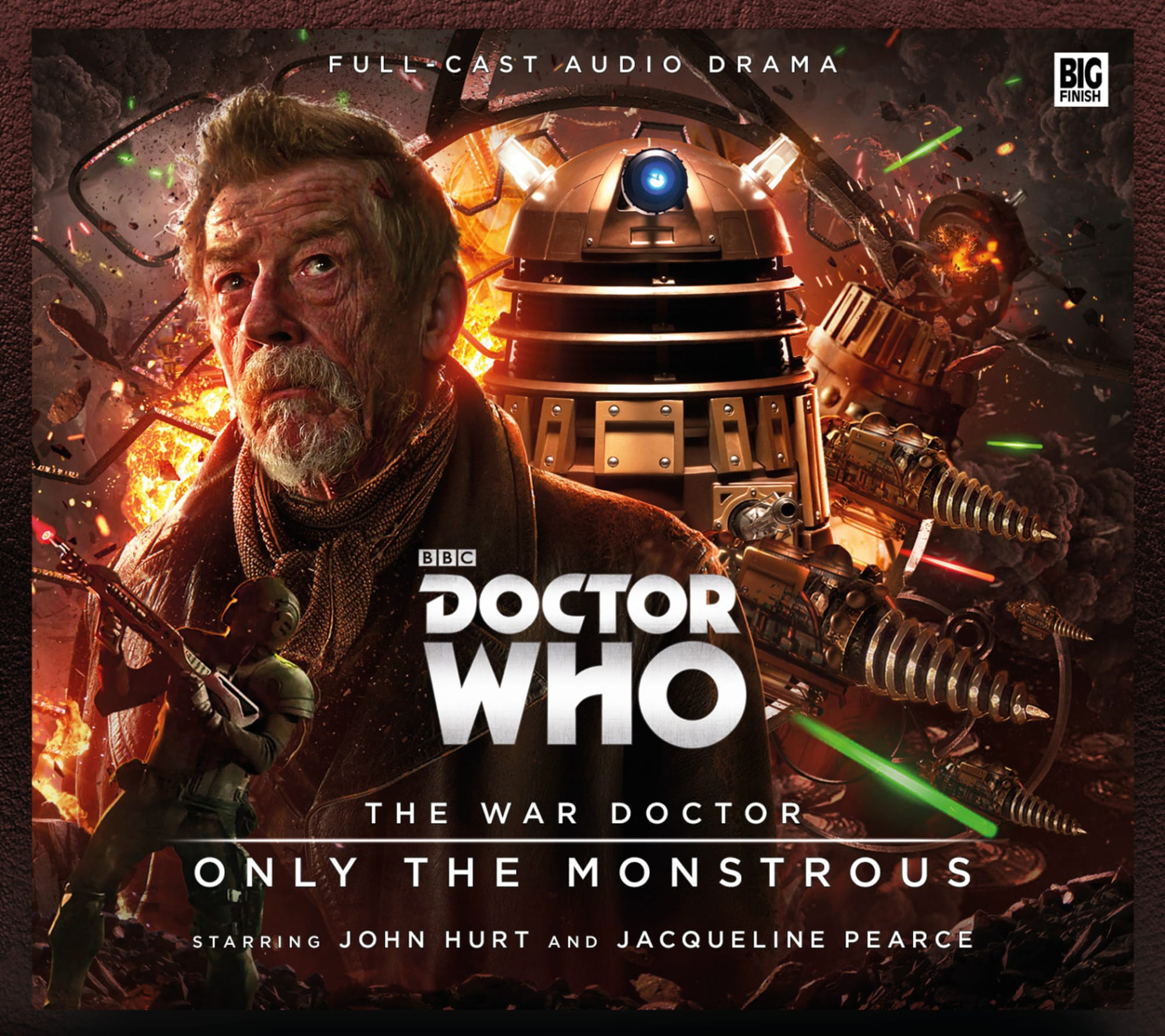 Doctor Who: The War Doctor Begins – What can we look forward to?