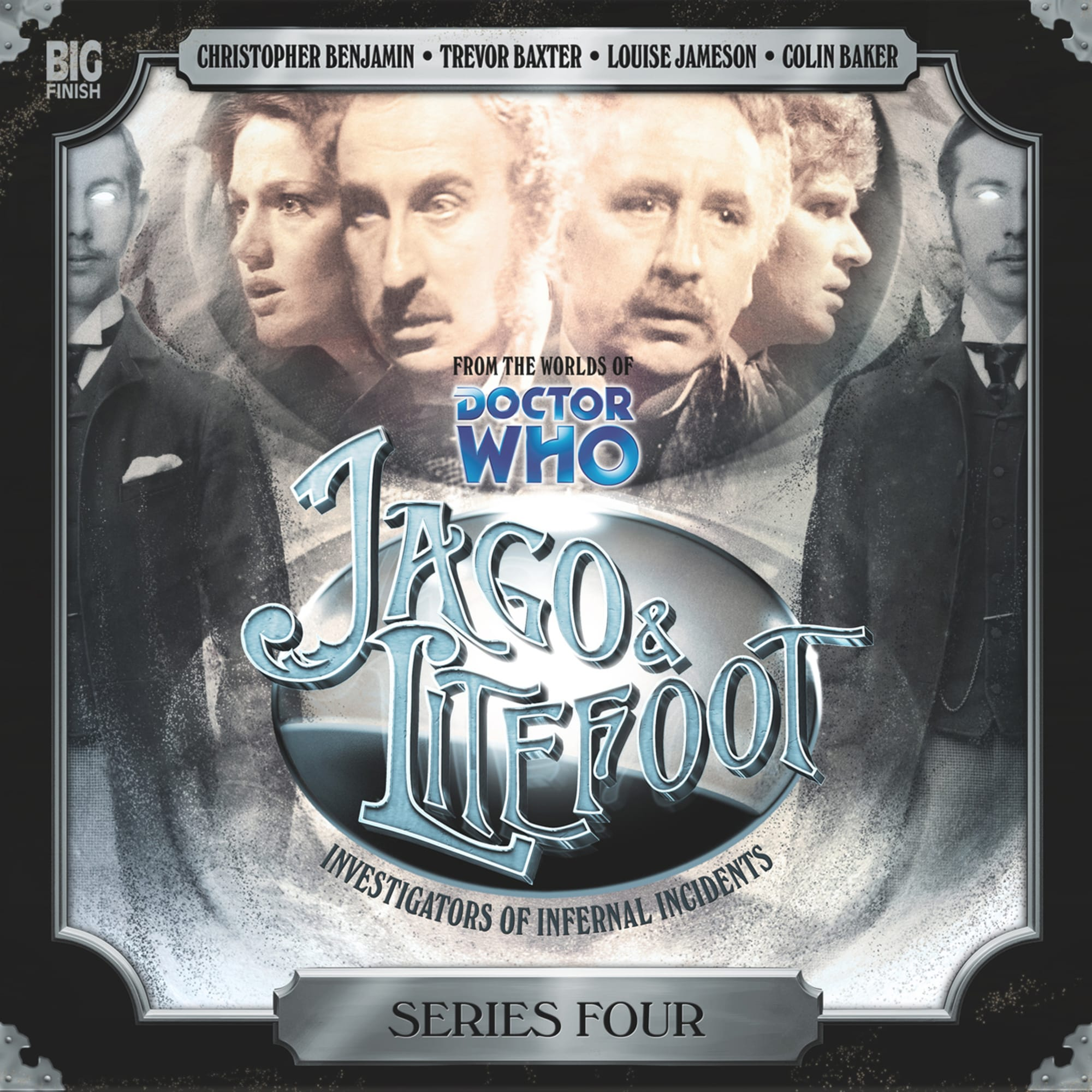Doctor Who spin-off review: Jago & Litefoot: Series 4 teams the duo with a familiar face