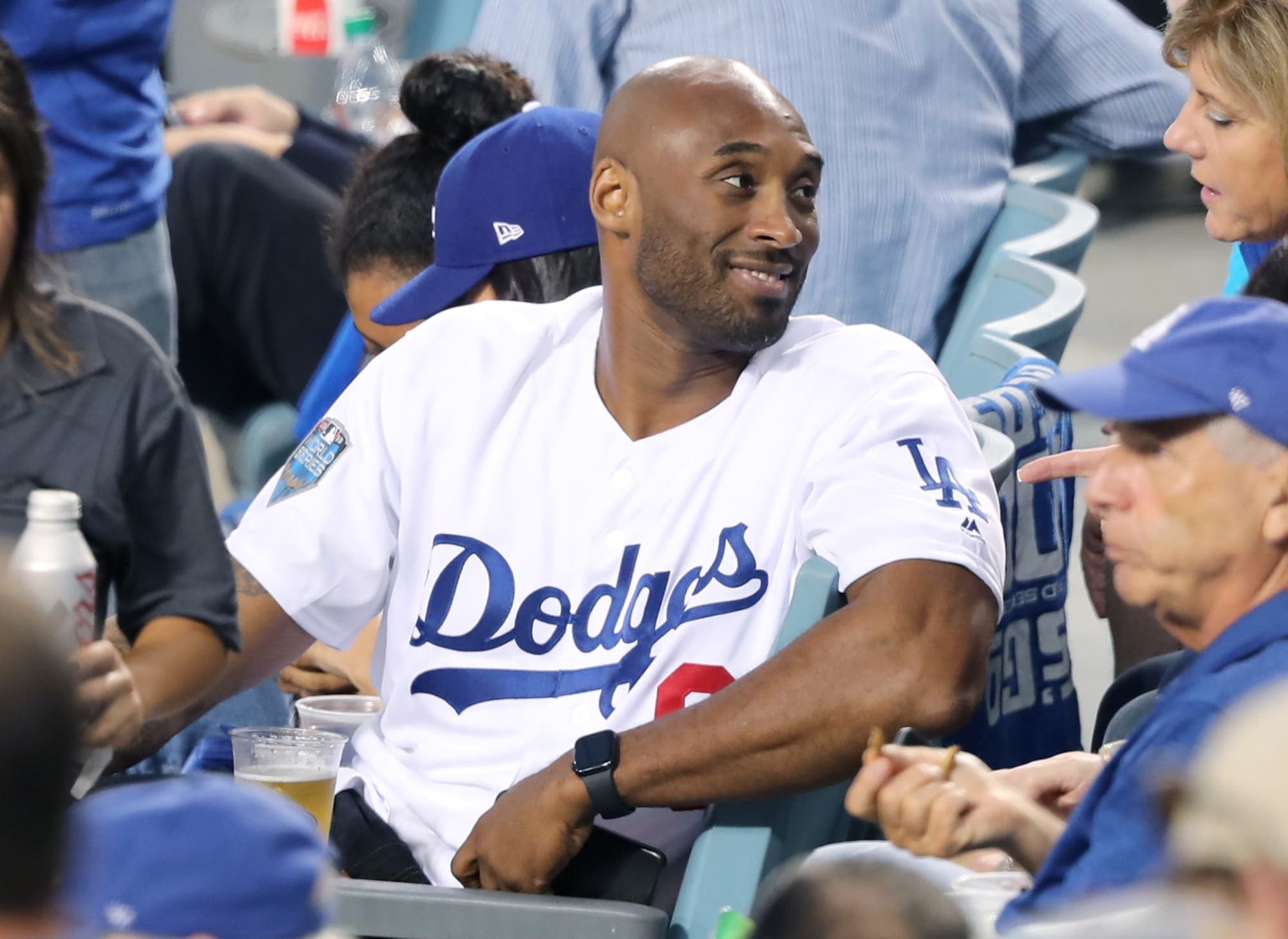 Dodgers: This Kobe fact about Game 7 home runs will give you chills