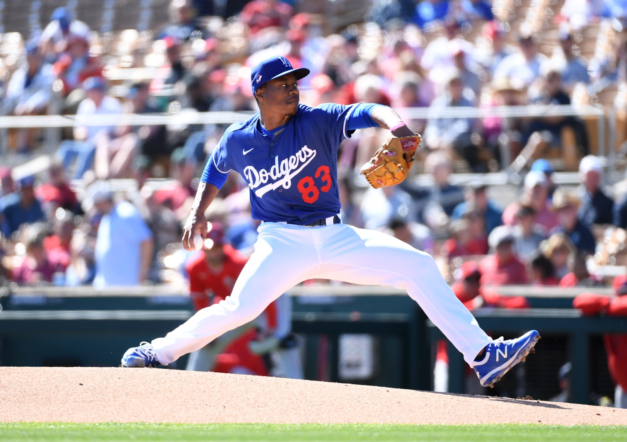Dodgers: Josiah Gray dominated in Triple-A debut this week
