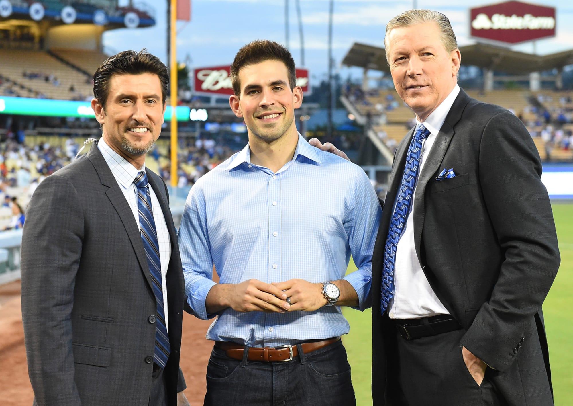 Dodgers Joe Davis Orel Hershiser Might Be Calling Games Off Site In 2020