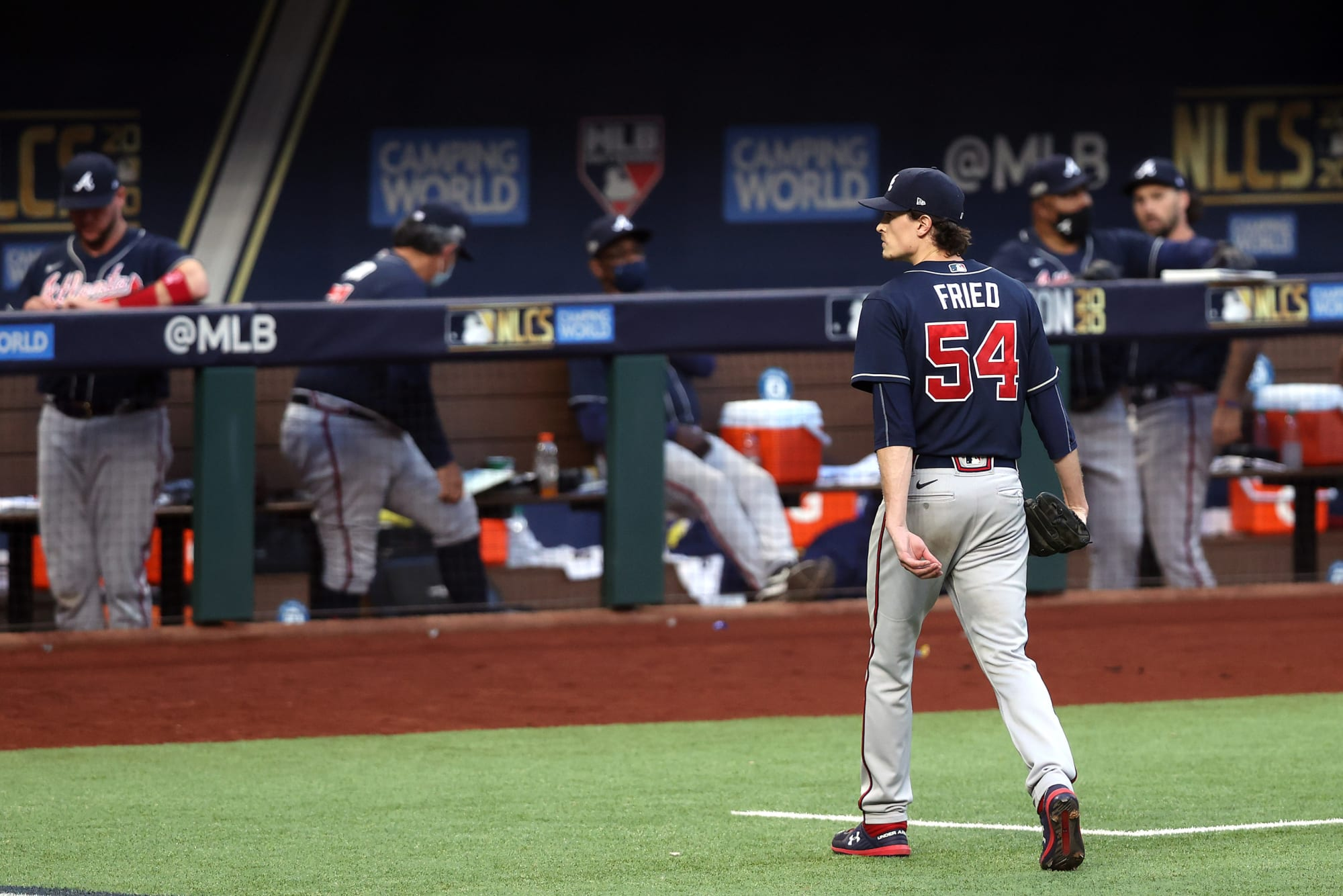 Did Dodgers pick up on Max Fried tipping his pitches in Game 6?