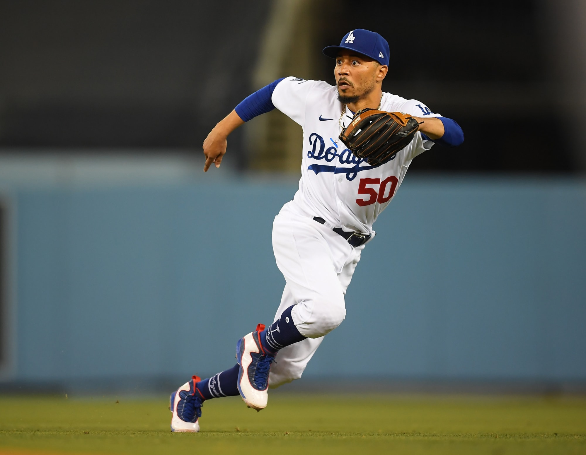 Dodgers: A Mookie Betts awakening is exactly what LAD needs
