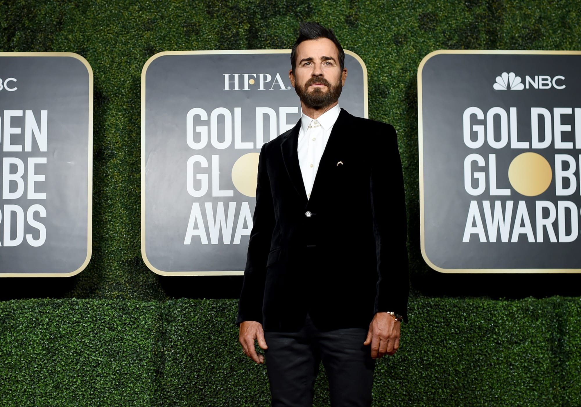 2021 Golden Globes saw some pet-related content