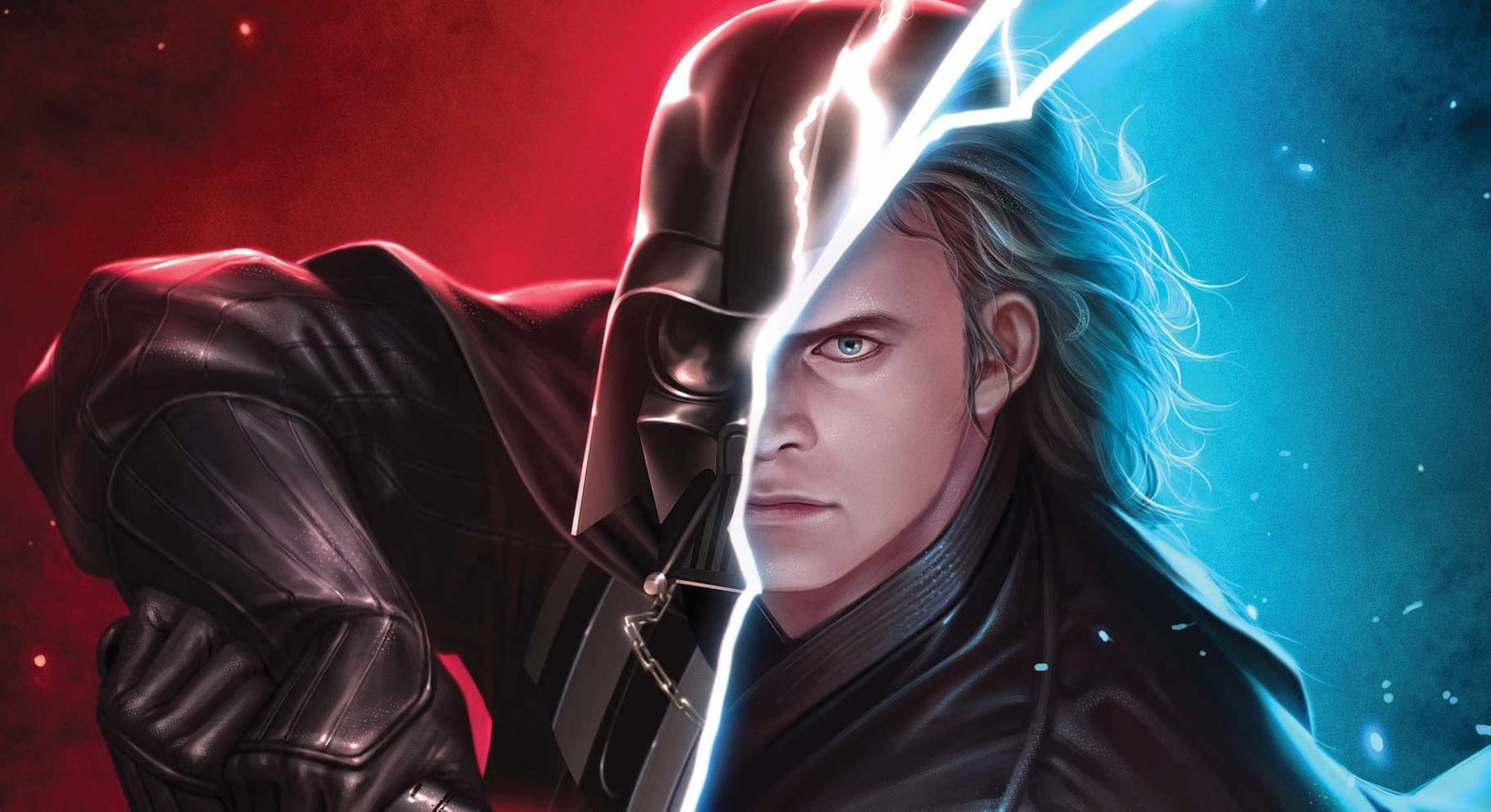 Star Wars Darth Vader 5 Is The Beginning Of Vader S Journey To The Light