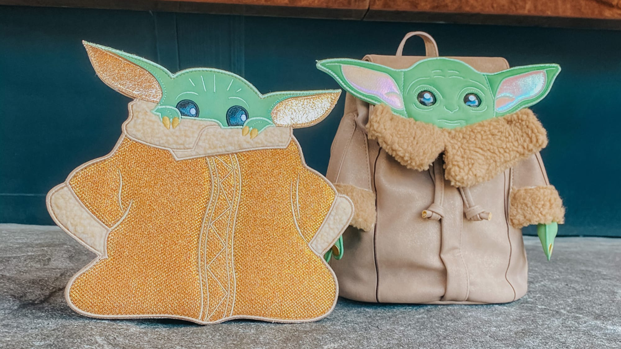 These Baby Yoda bags will have you channeling your inner Mandalorian