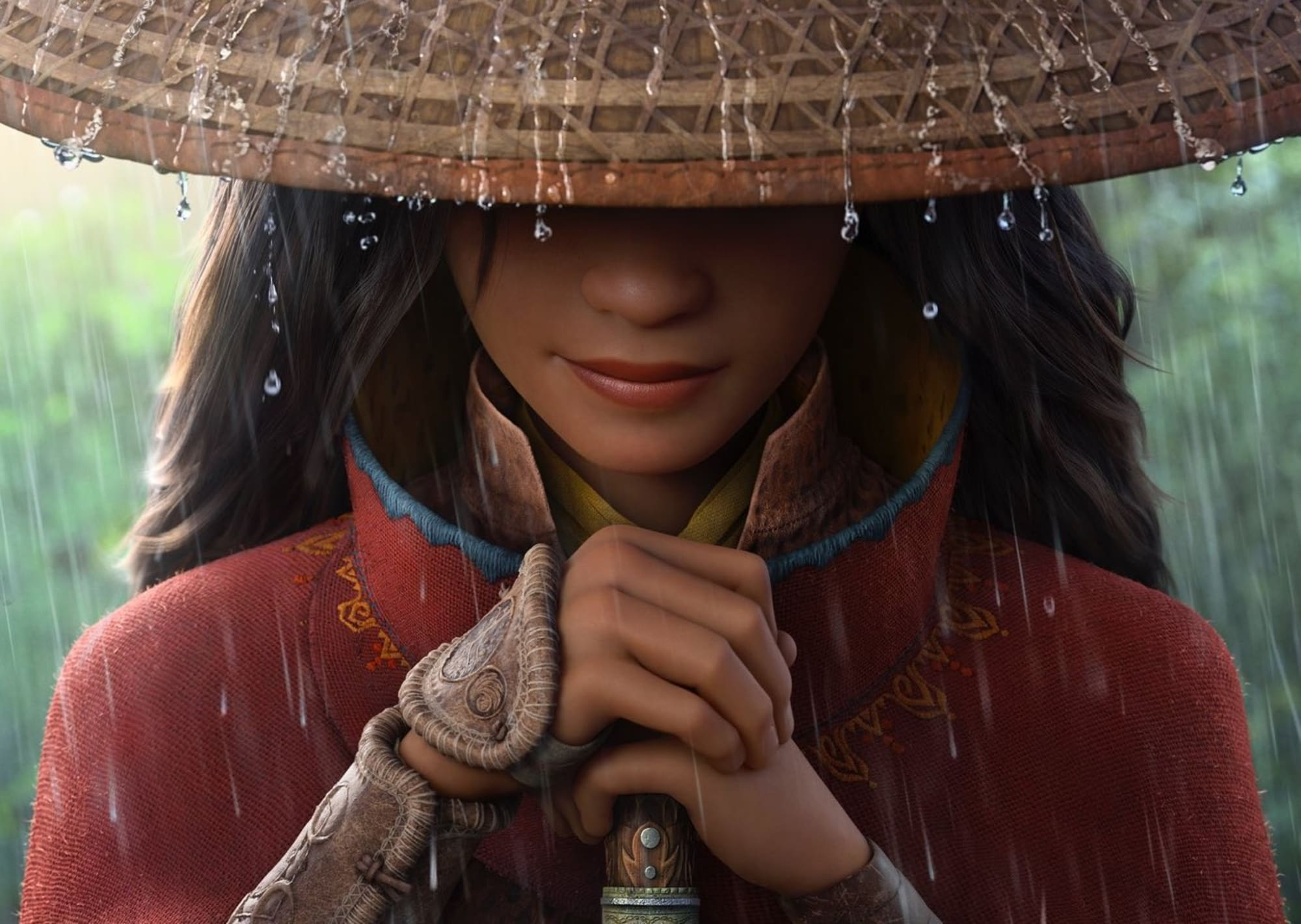 Trailer: Star Wars' Kelly Marie Tran stars in Disney's Raya and the Last Dragon