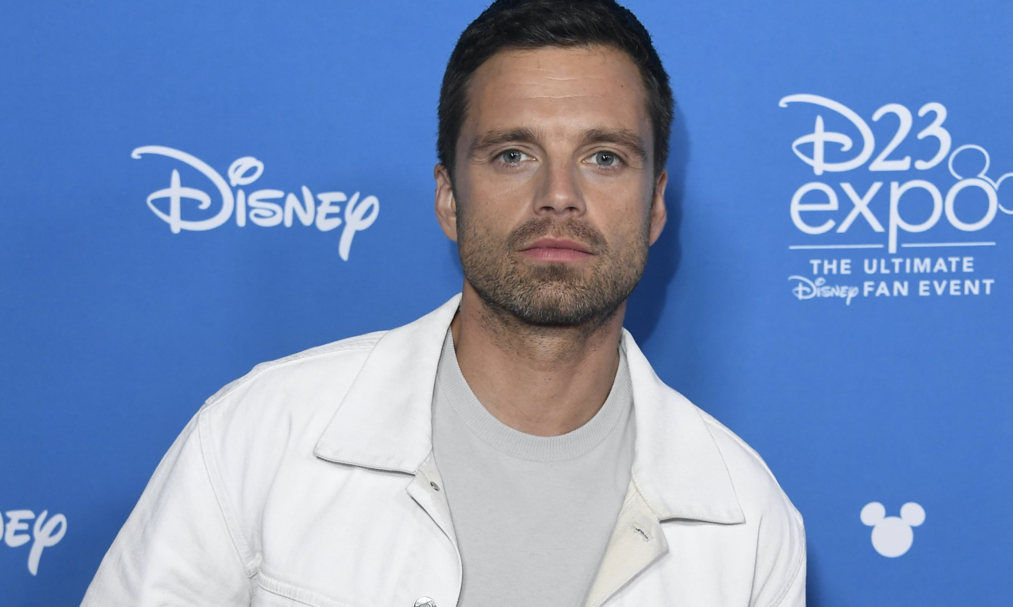 Star Wars: Sebastian Stan transforms into Luke Skywalker in stunning image