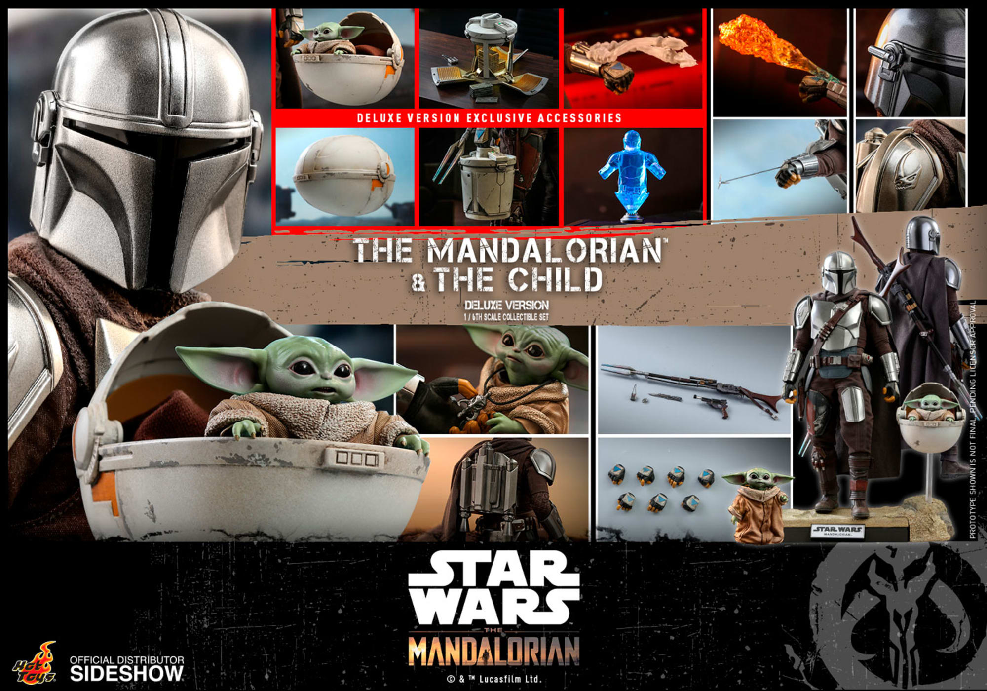 Star Wars Day: Check out the latest Hot Toys, Black Series releases