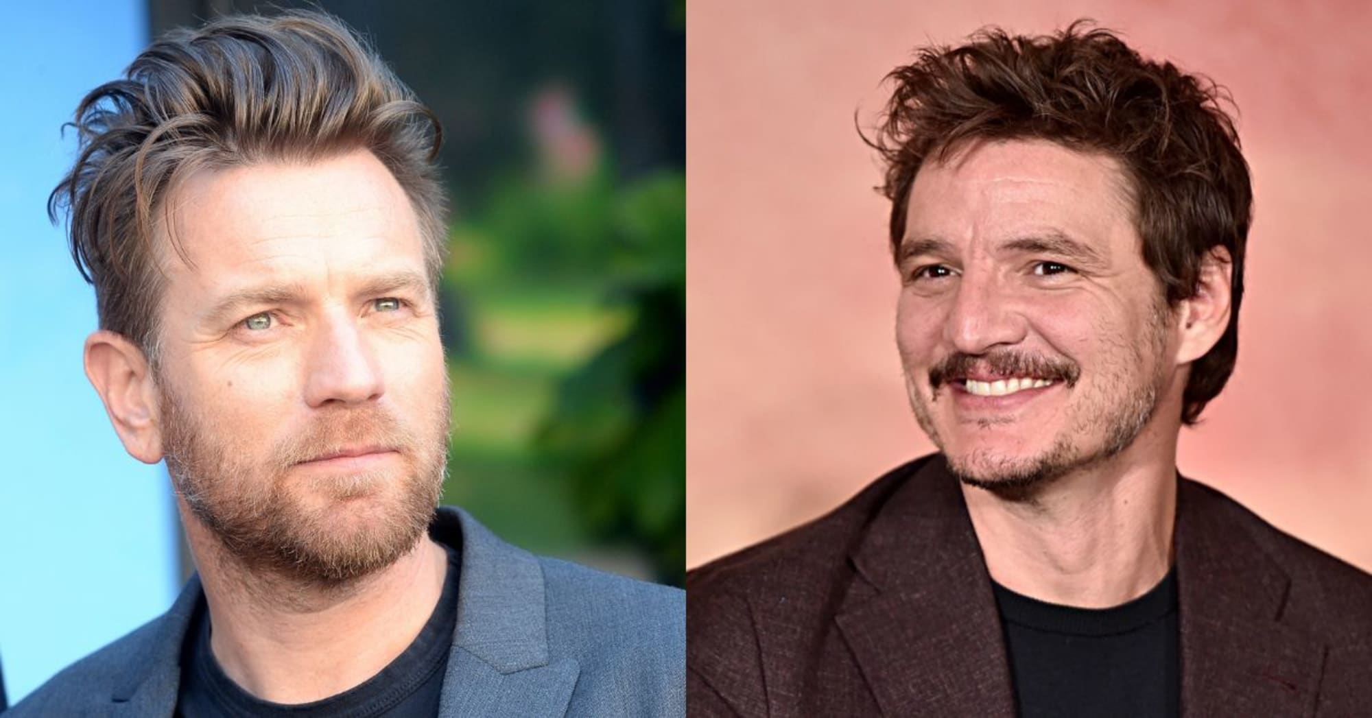 Pedro Pascal and Ewan McGregor got together to talk about Grogu… and other things too