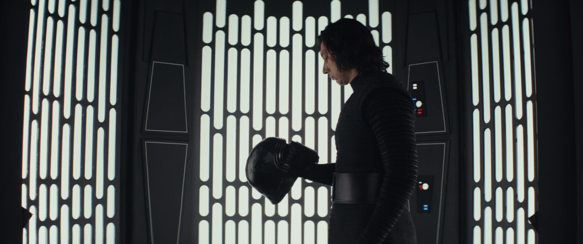 Star Wars fan art brings Kylo Ren and The Child together