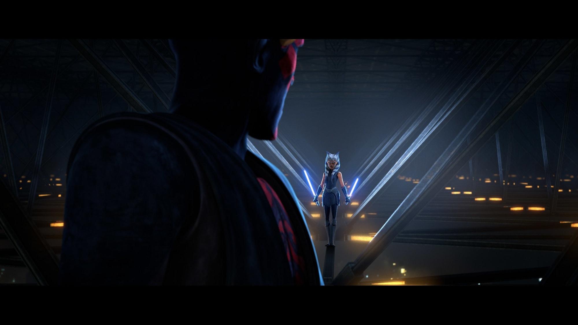 Star Wars: Raising Malevolence shows Ahsoka's foundation