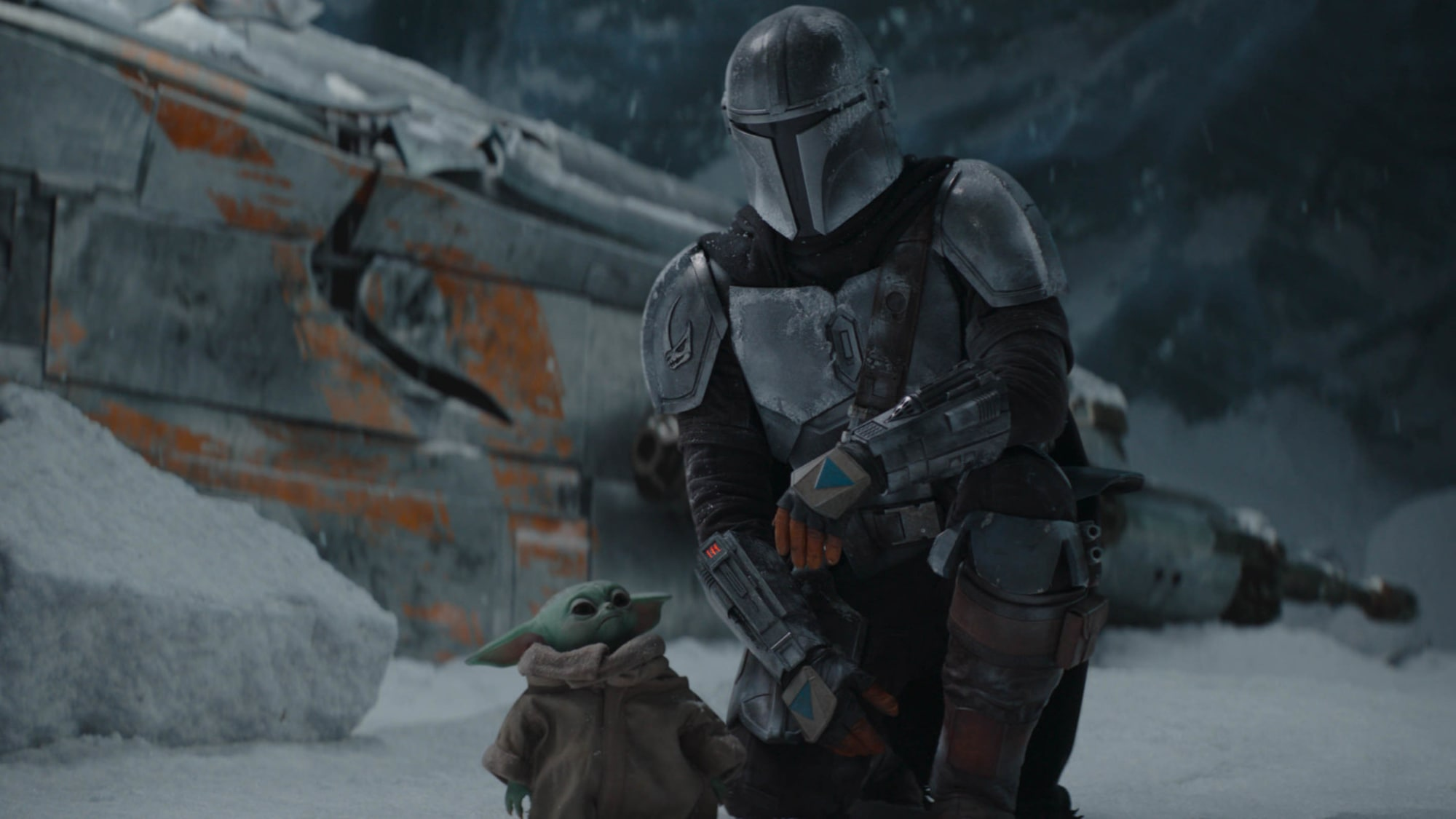 Should the Mandalorian just adopt The Child?