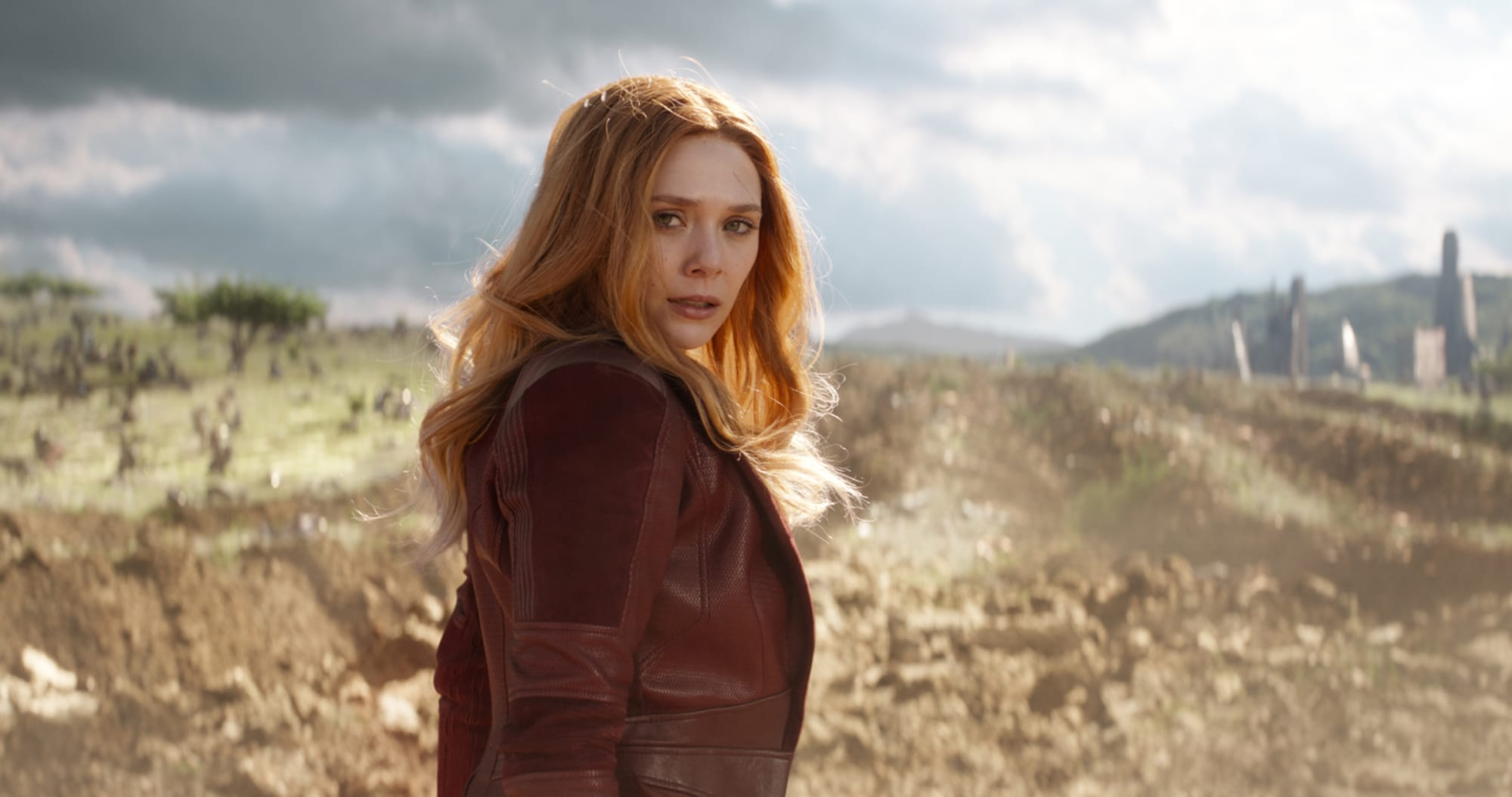 Elizabeth Olsen joined the MCU because of her love of Star Wars