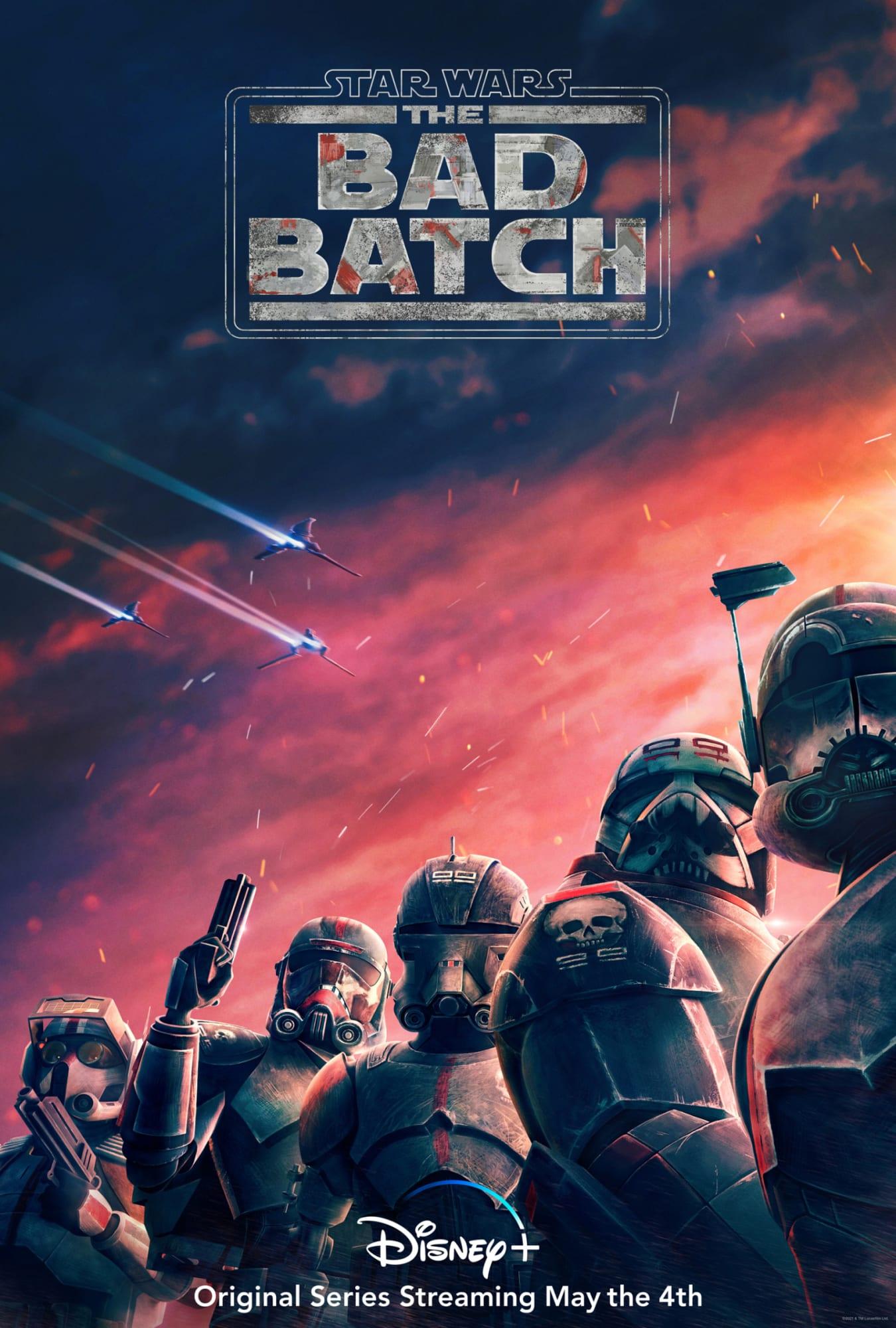 Is Star Wars: The Bad Batch season 2 ...