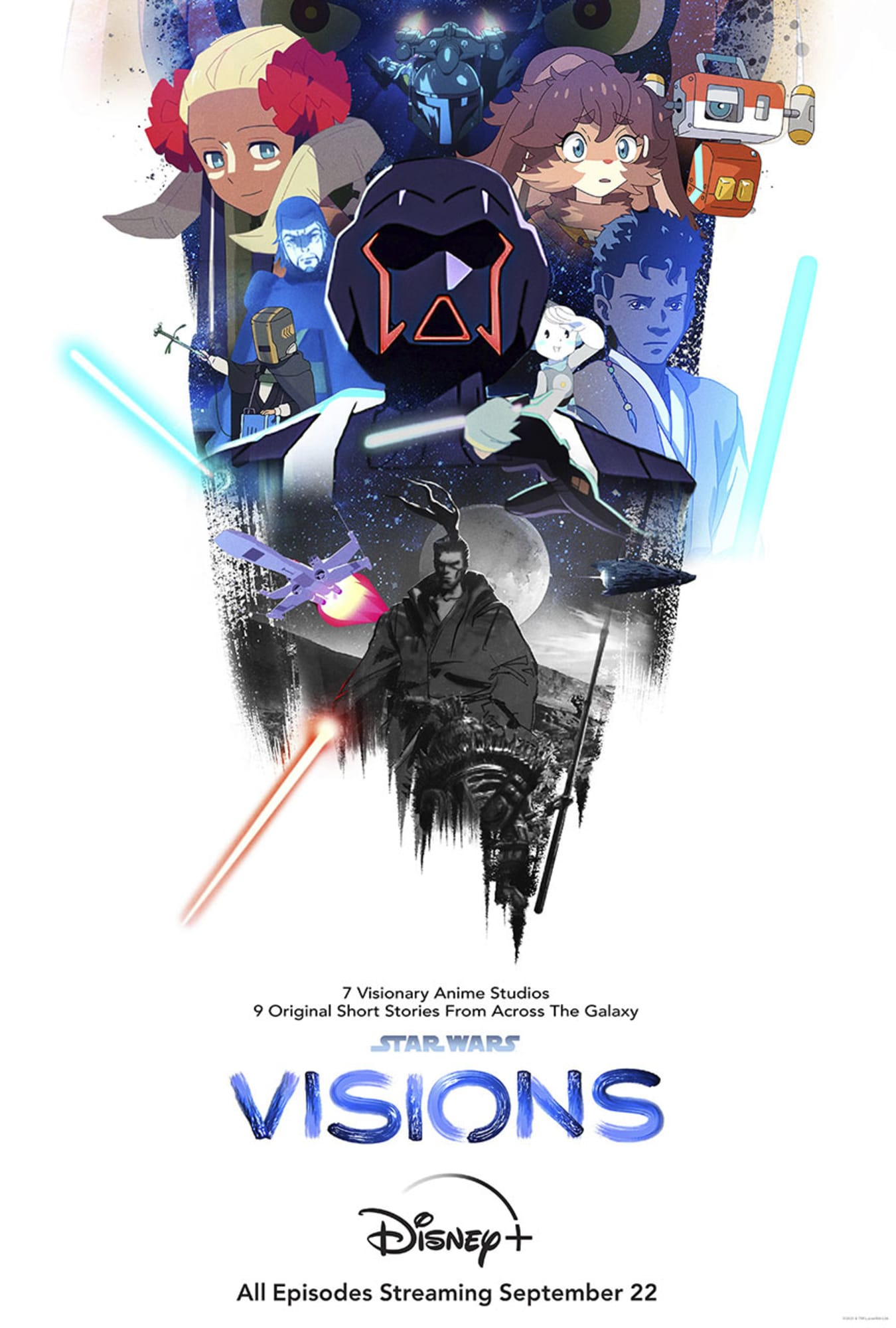 Star Wars: Visions episodes ranked from worst to best