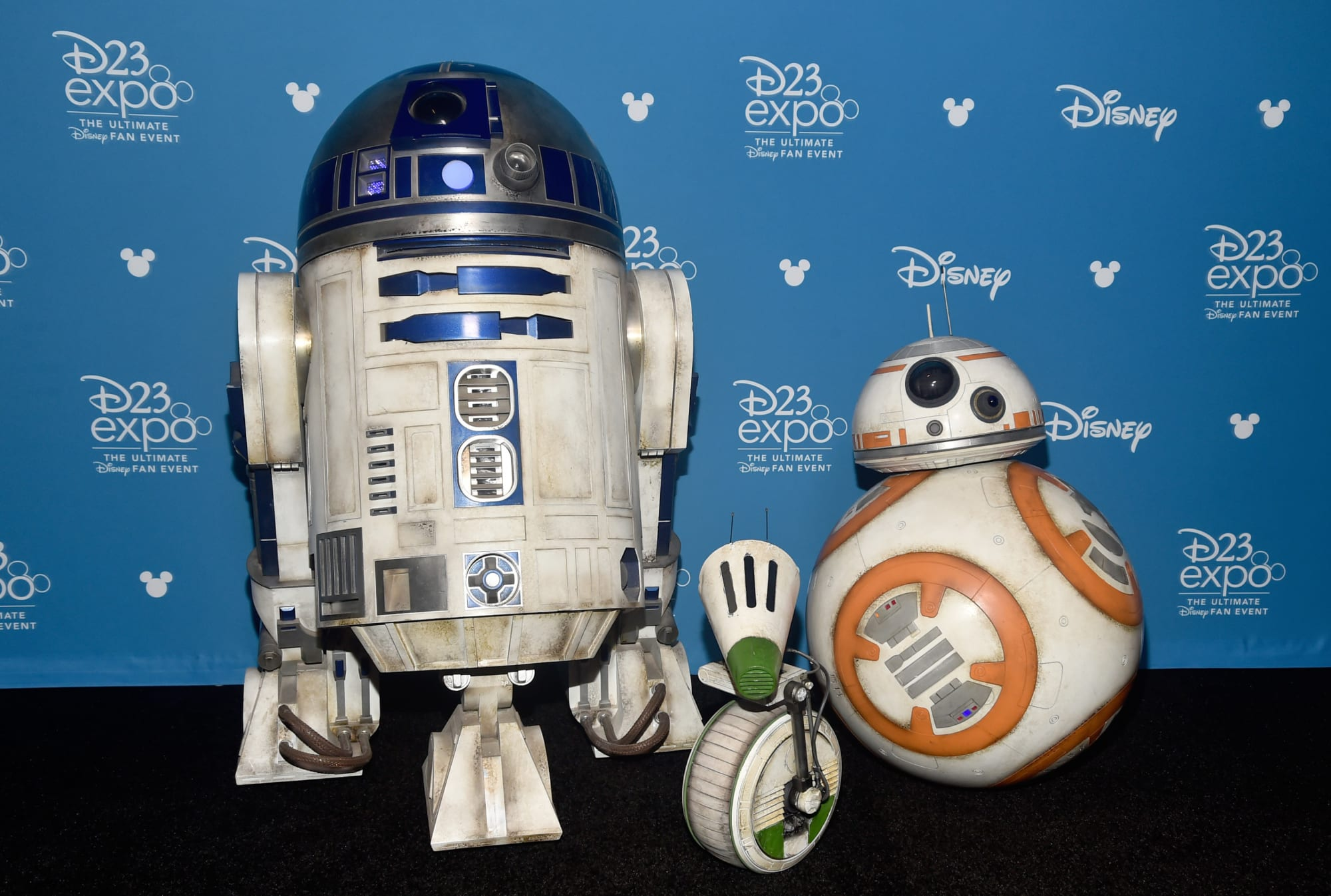 Will the D23 Expo delay to 2022 affect any Star Wars announcements?