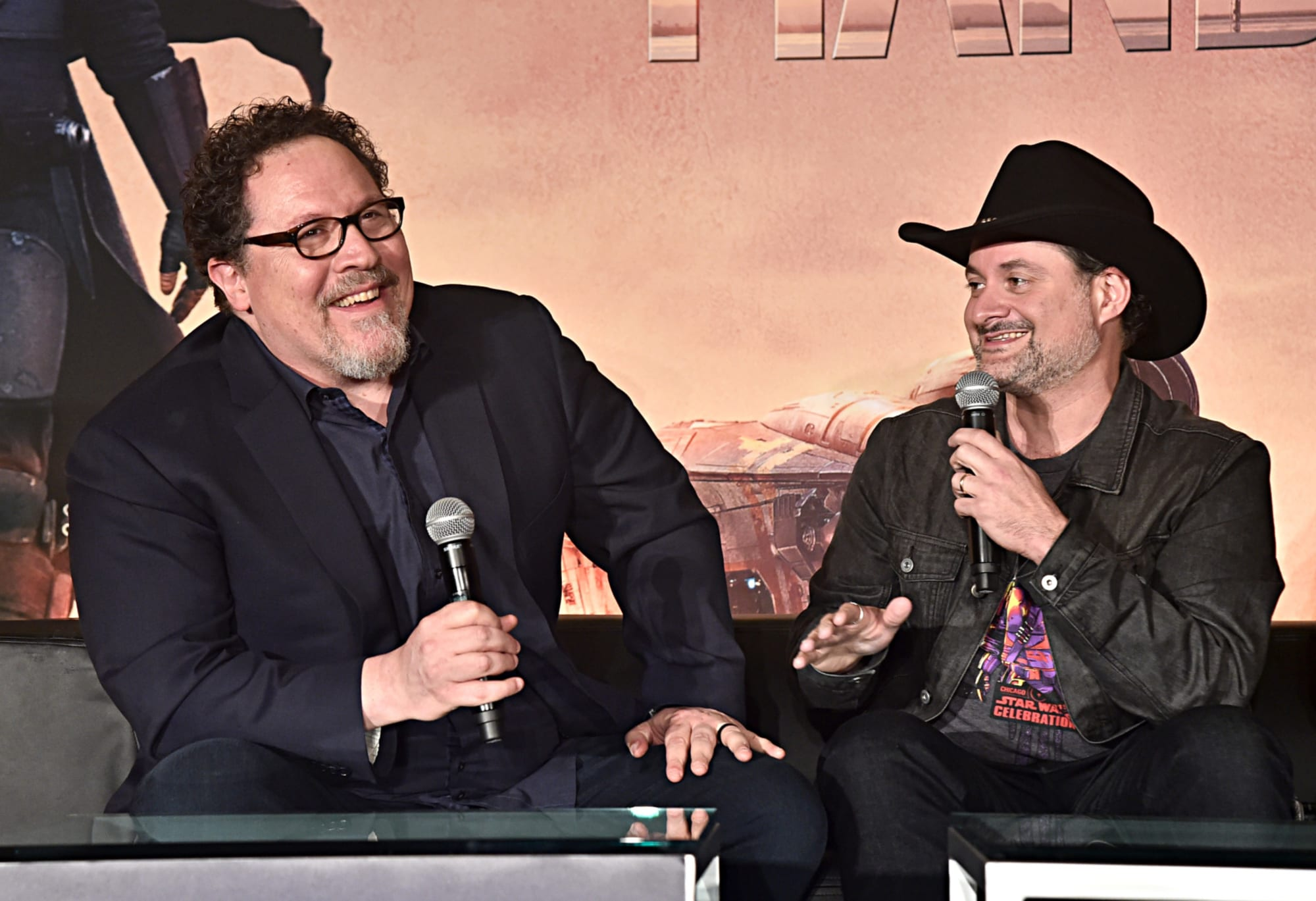 The Mandalorian: Jon Favreau compares Dave Filoni to George Lucas