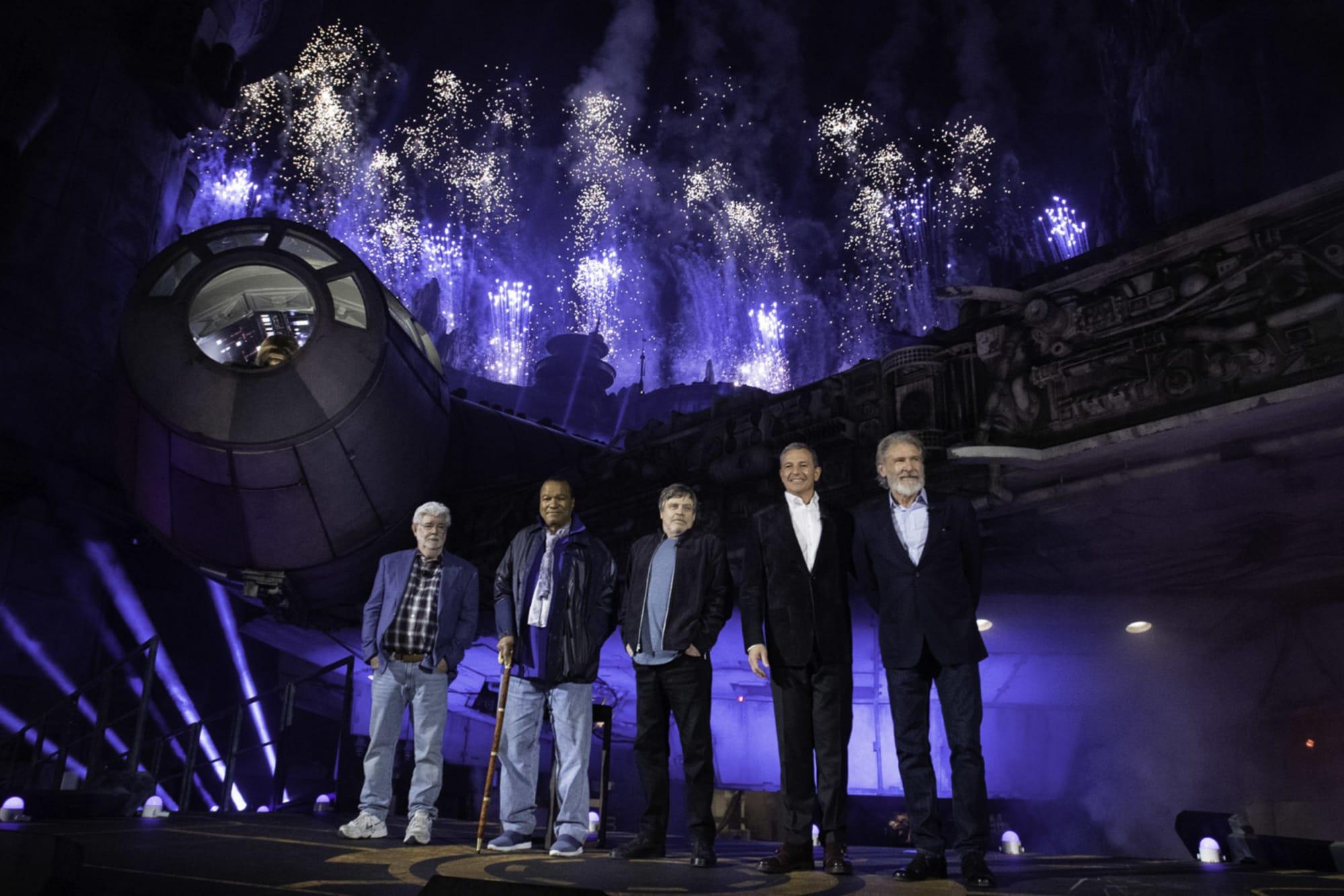 Why Star Wars: Galaxy's Edge represents a pinnacle of Disney Parks' achievements