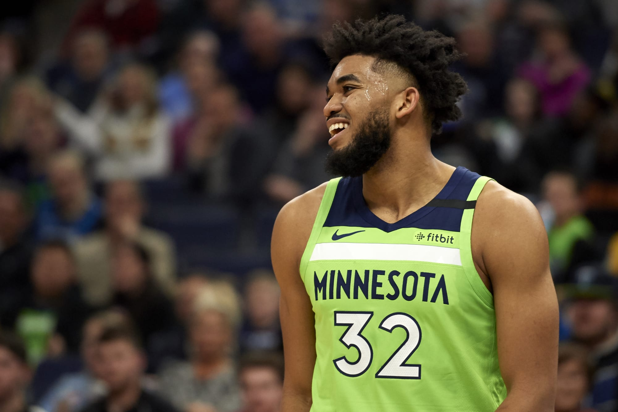 Minnesota Timberwolves: Karl-Anthony Towns ranked as top-24 player