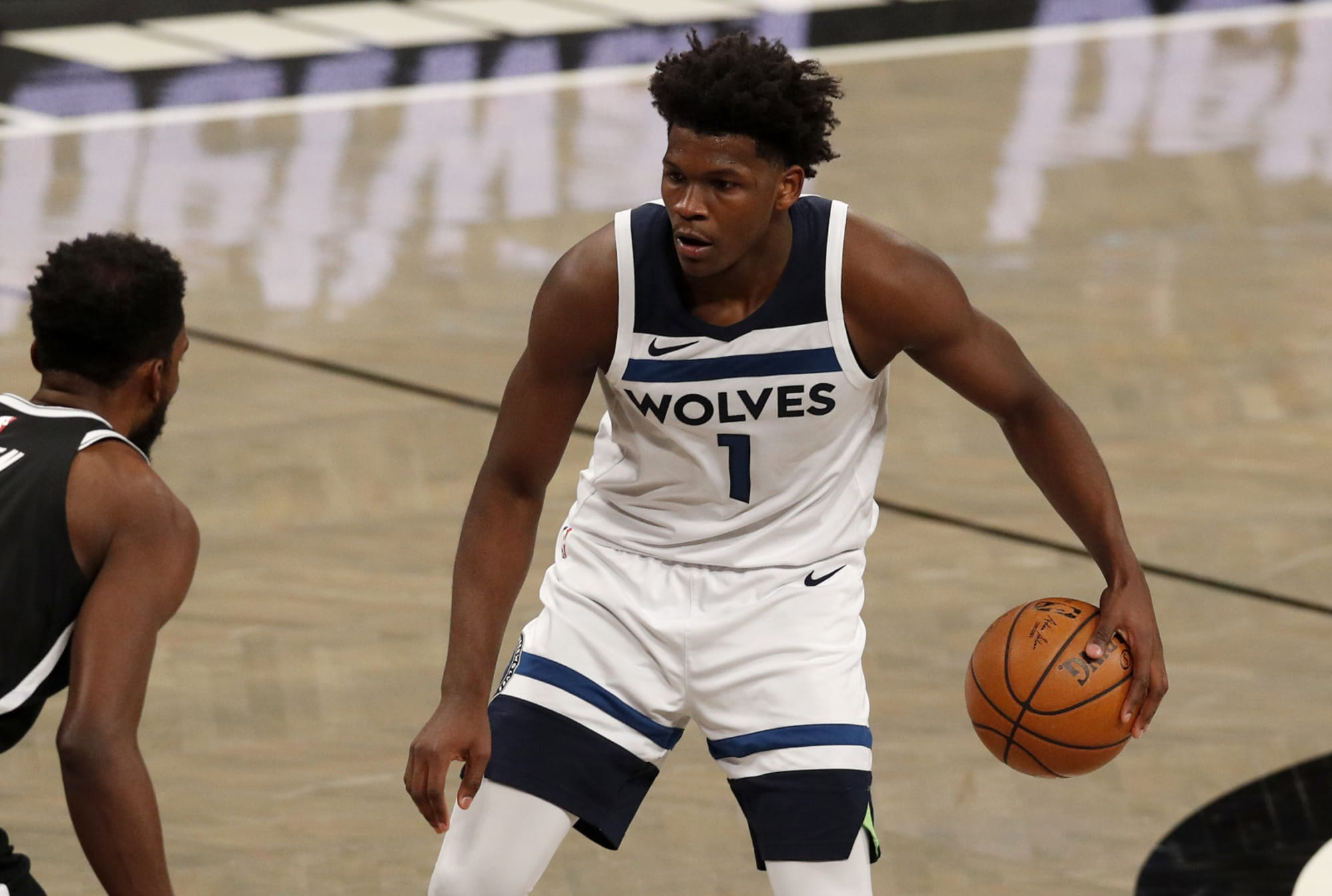 Minnesota Timberwolves Anthony Edwards Rookie Of The Year Candidacy