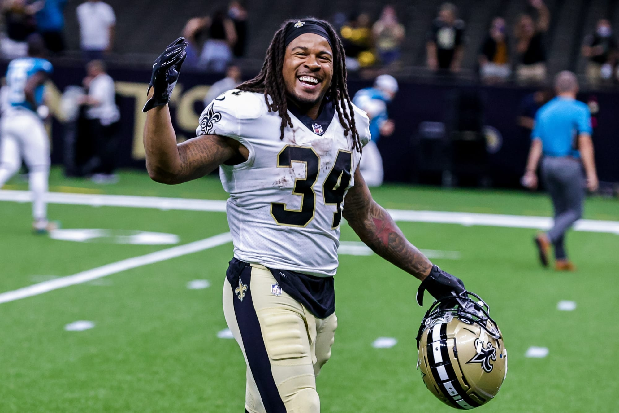 Ravens help Lamar Jackson by promoting Devonta Freeman