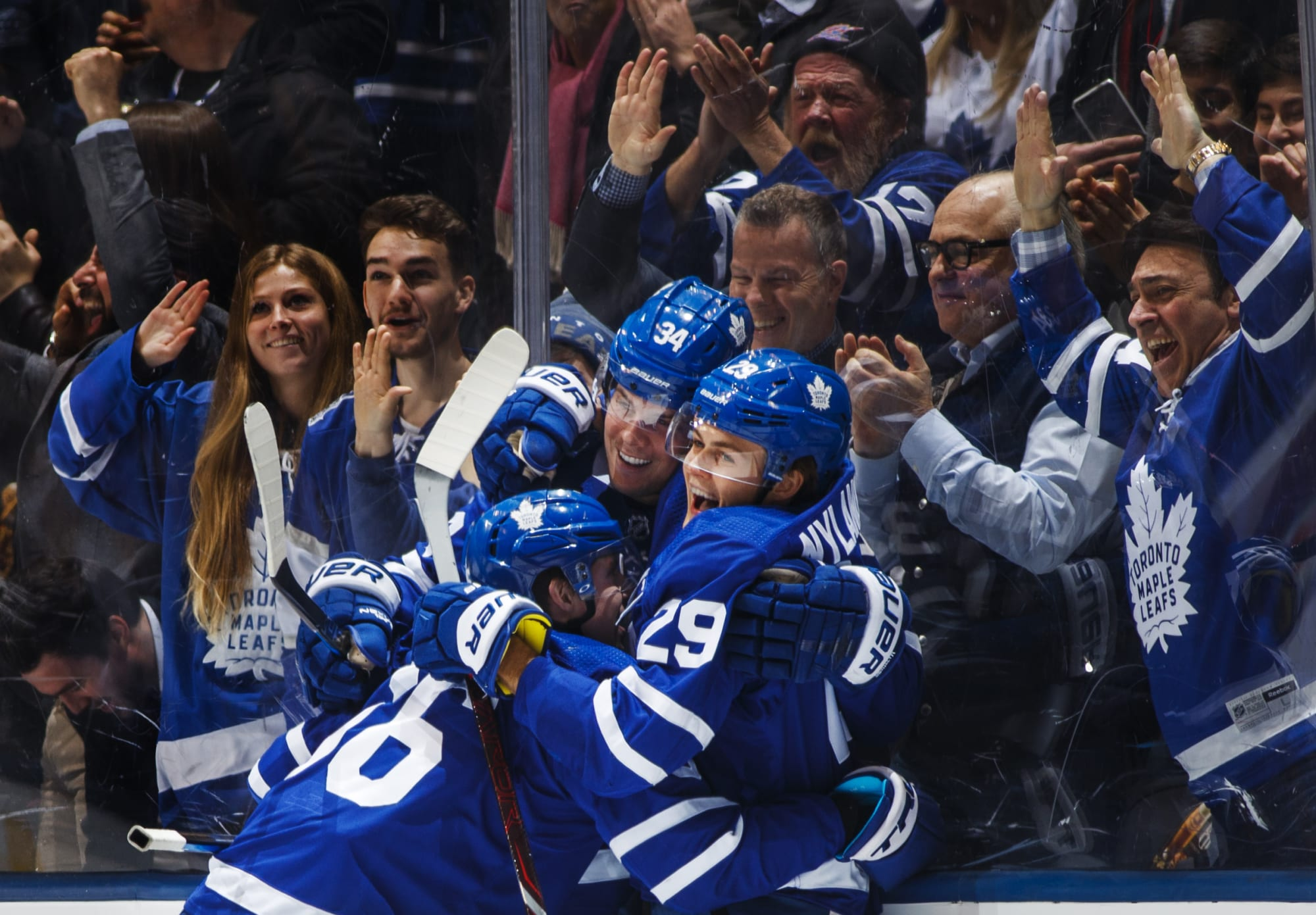Toronto Maple Leafs Young Core Is The Best in NHL