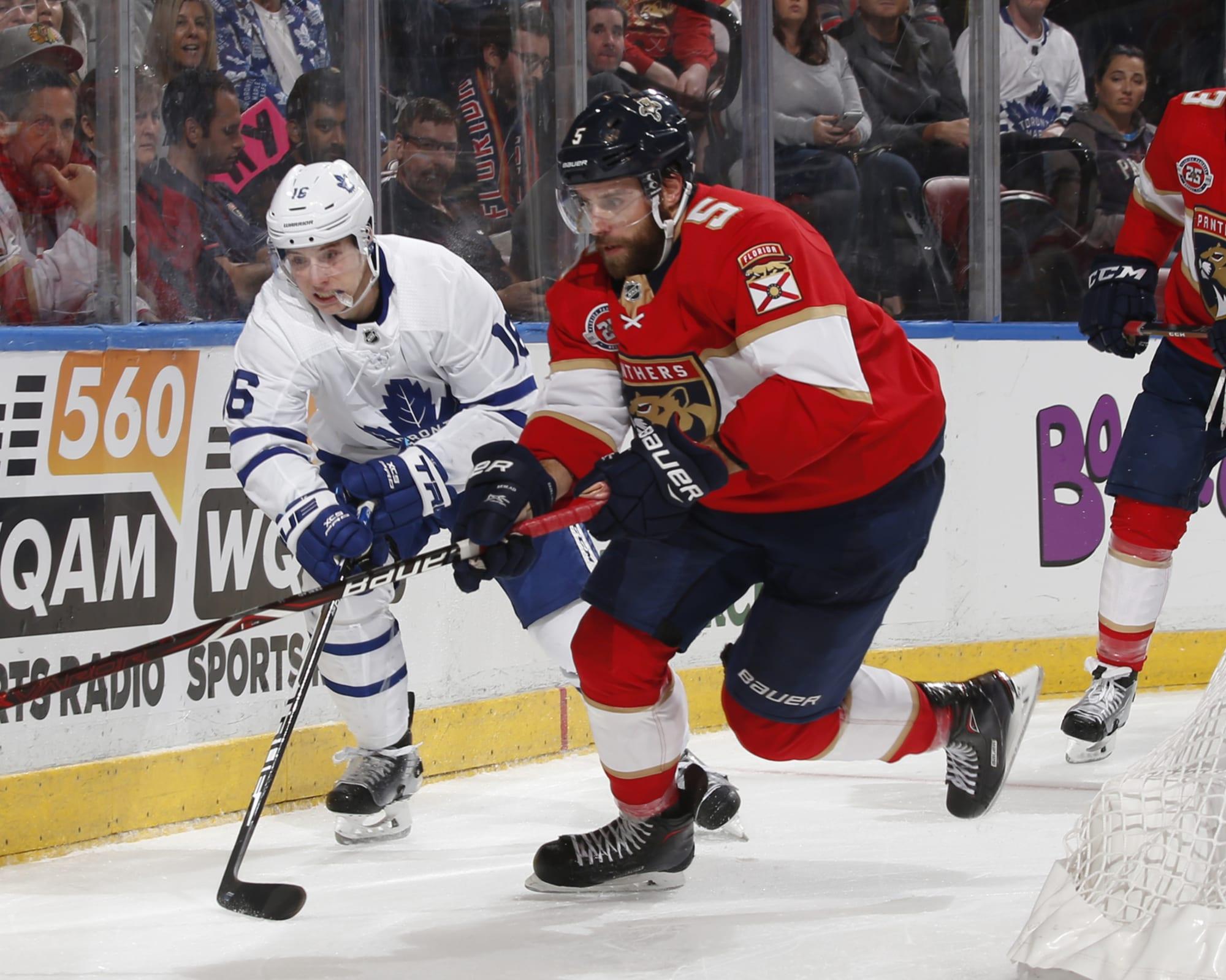 Toronto Maple Leafs: 10 Defenseman Not Named Pietrangelo to Pursue