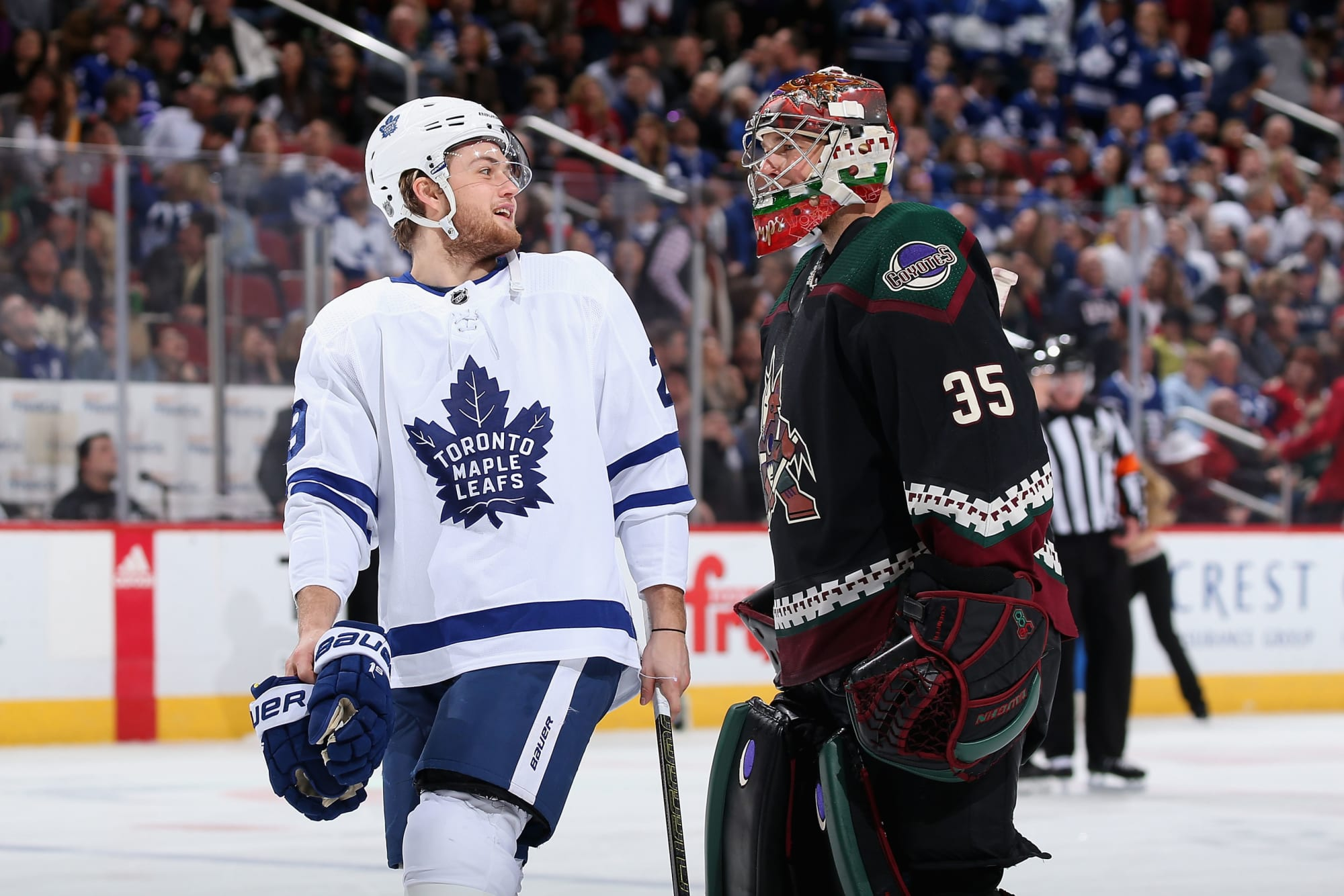 Toronto Maple Leafs Rumour: Darcy Kuemper on the Move?