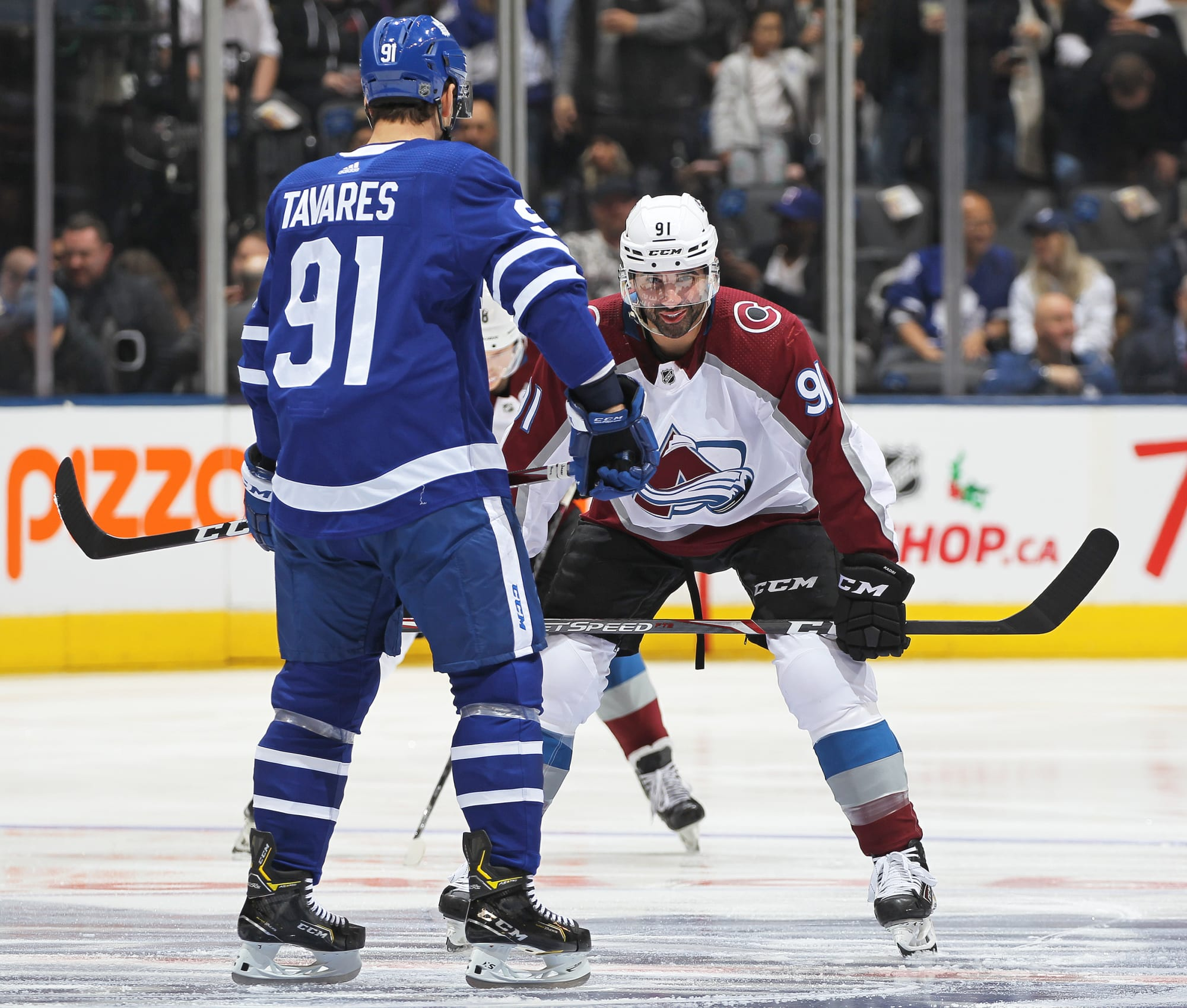 Toronto Maple Leafs Win Nazem Kadri Trade in the End