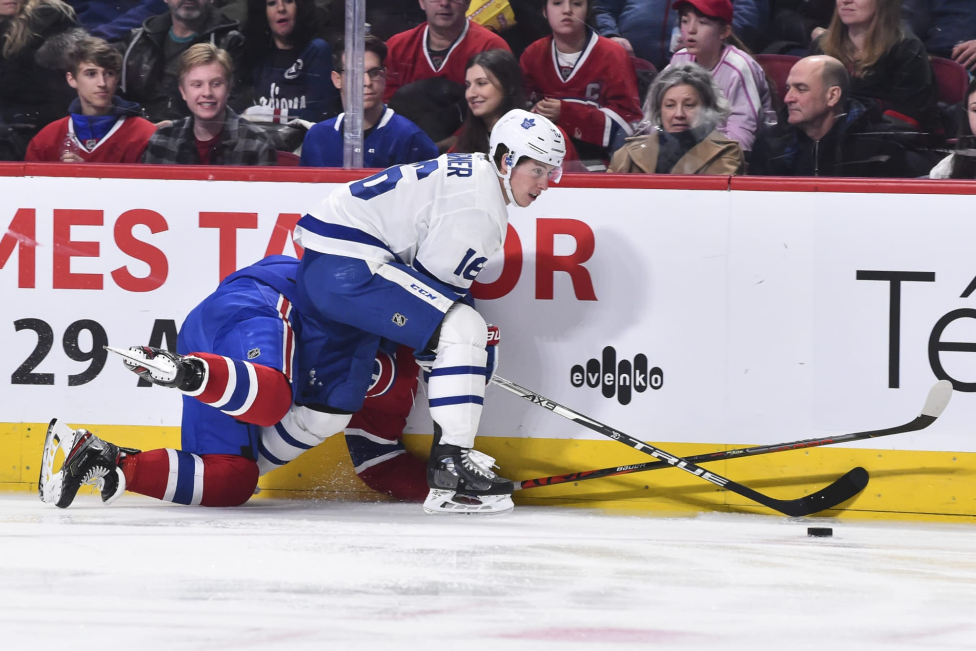 Toronto Maple Leafs: A Series of Thoughts On Rage and Negativity
