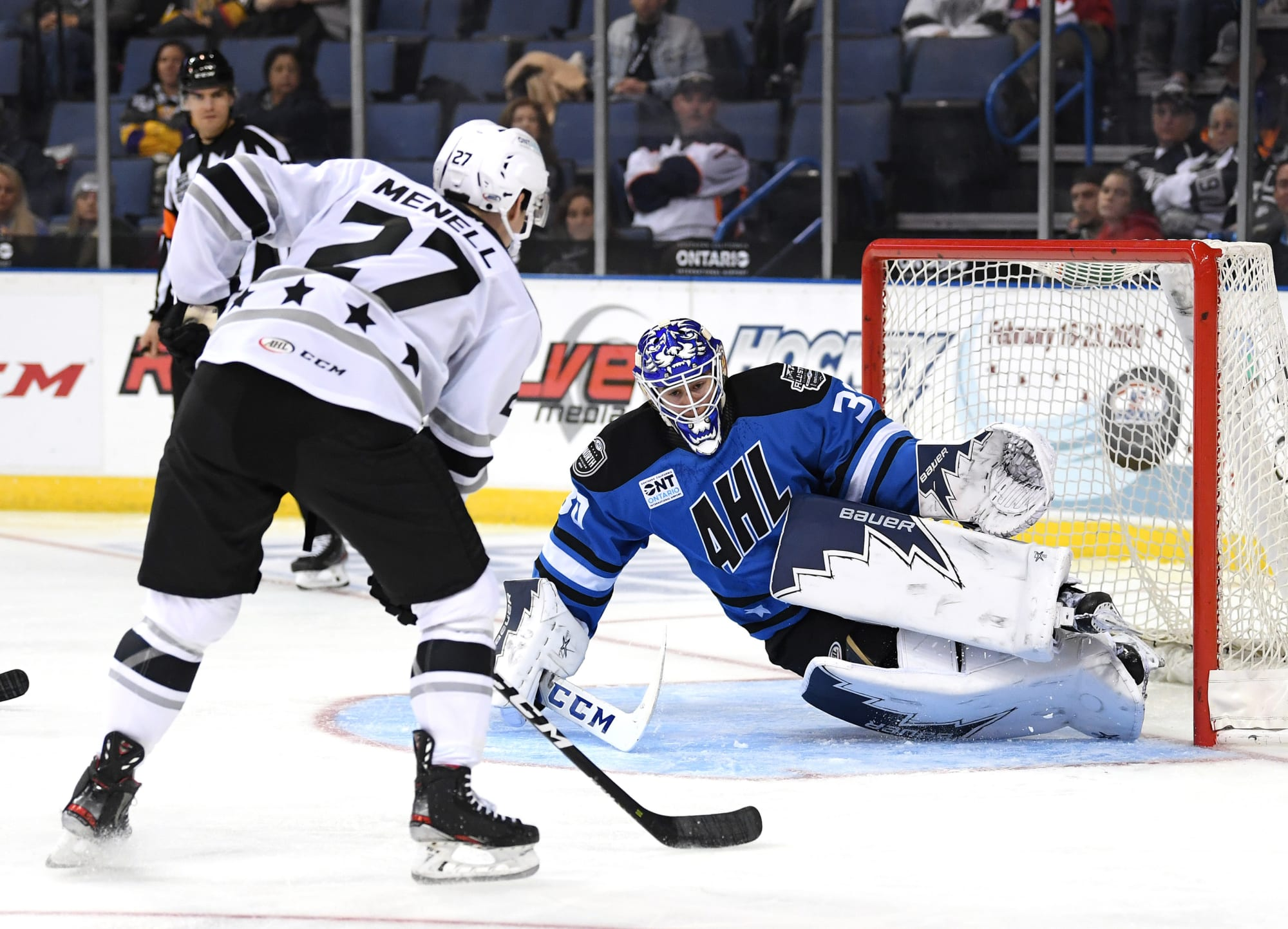 Toronto Maple Leafs: Is Brennan Menell the Next Mikko Lehtonen?